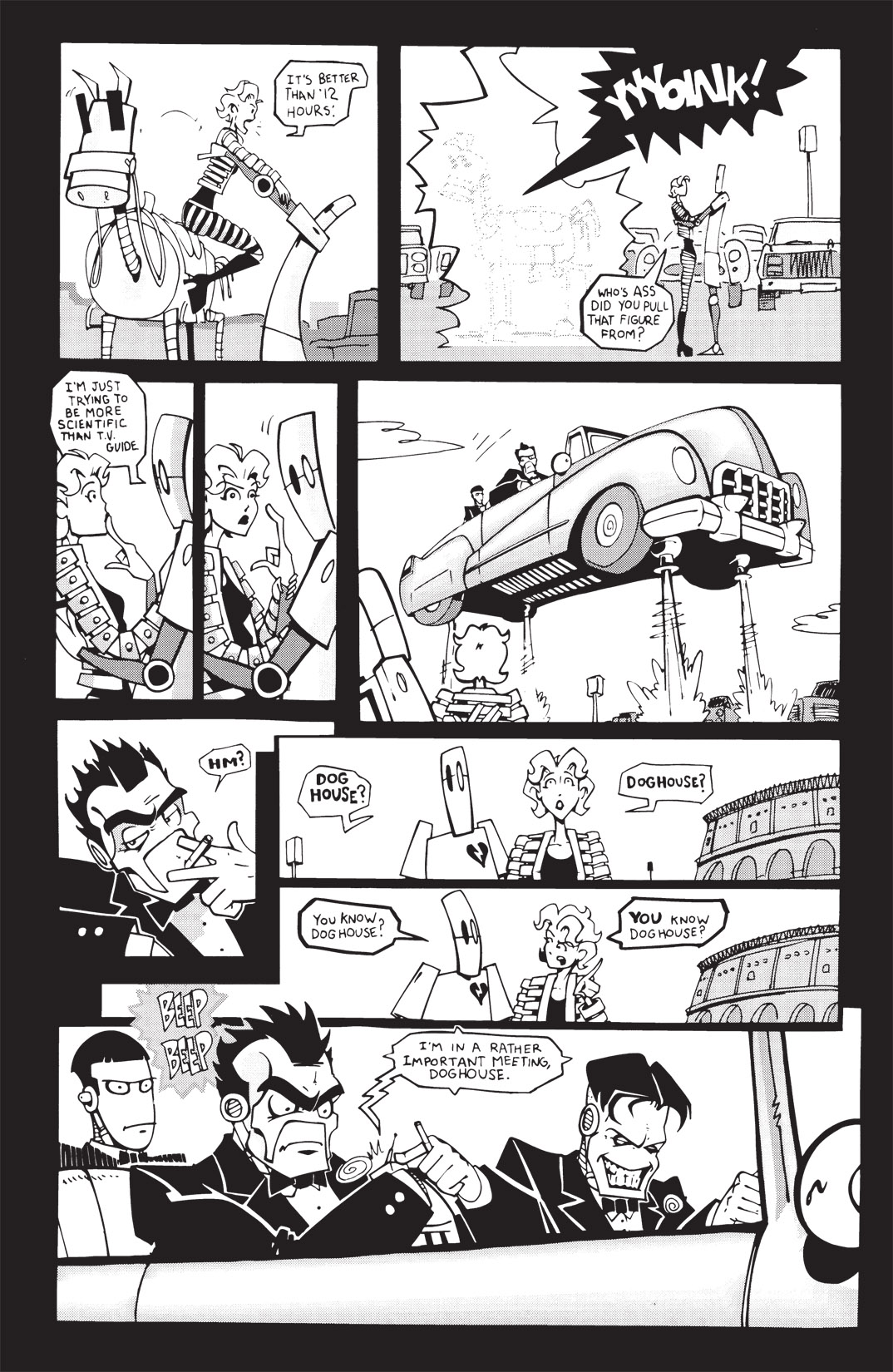 Read online Scud: The Disposable Assassin: The Whole Shebang comic -  Issue # TPB (Part 3) - 73