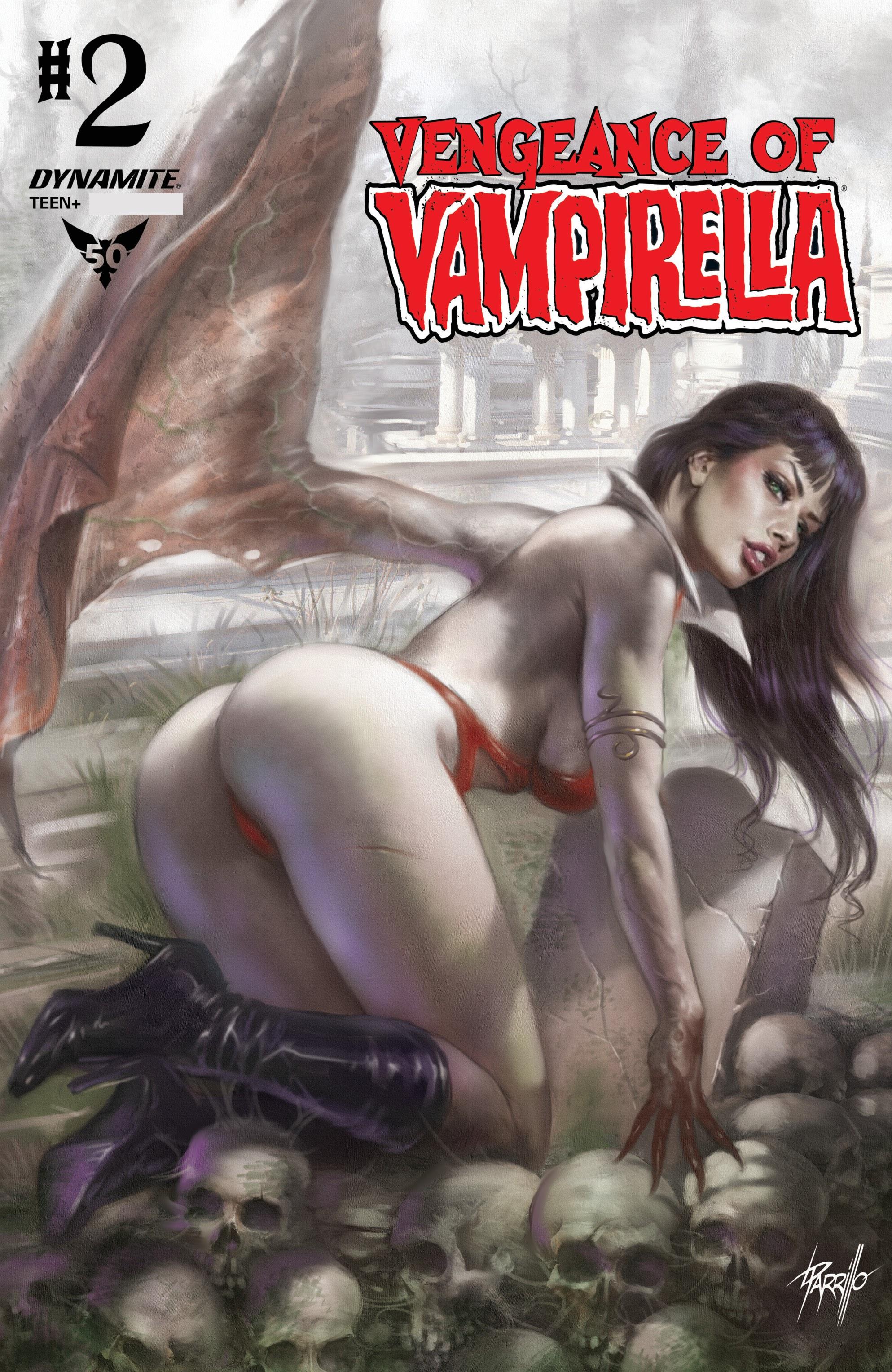 Vengeance of Vampirella (2019) 2 Page 1