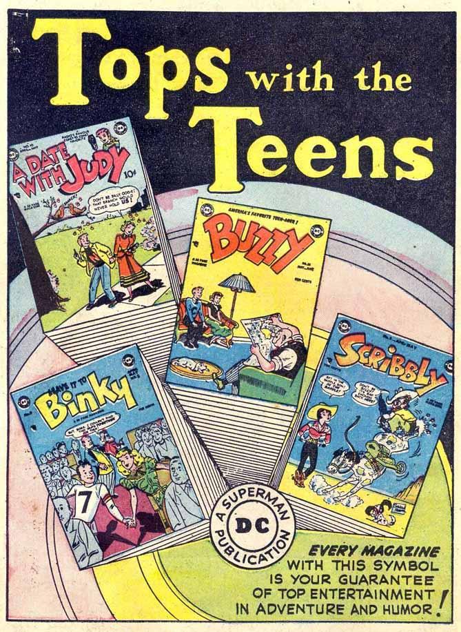 Read online Sensation (Mystery) Comics comic -  Issue #89 - 26