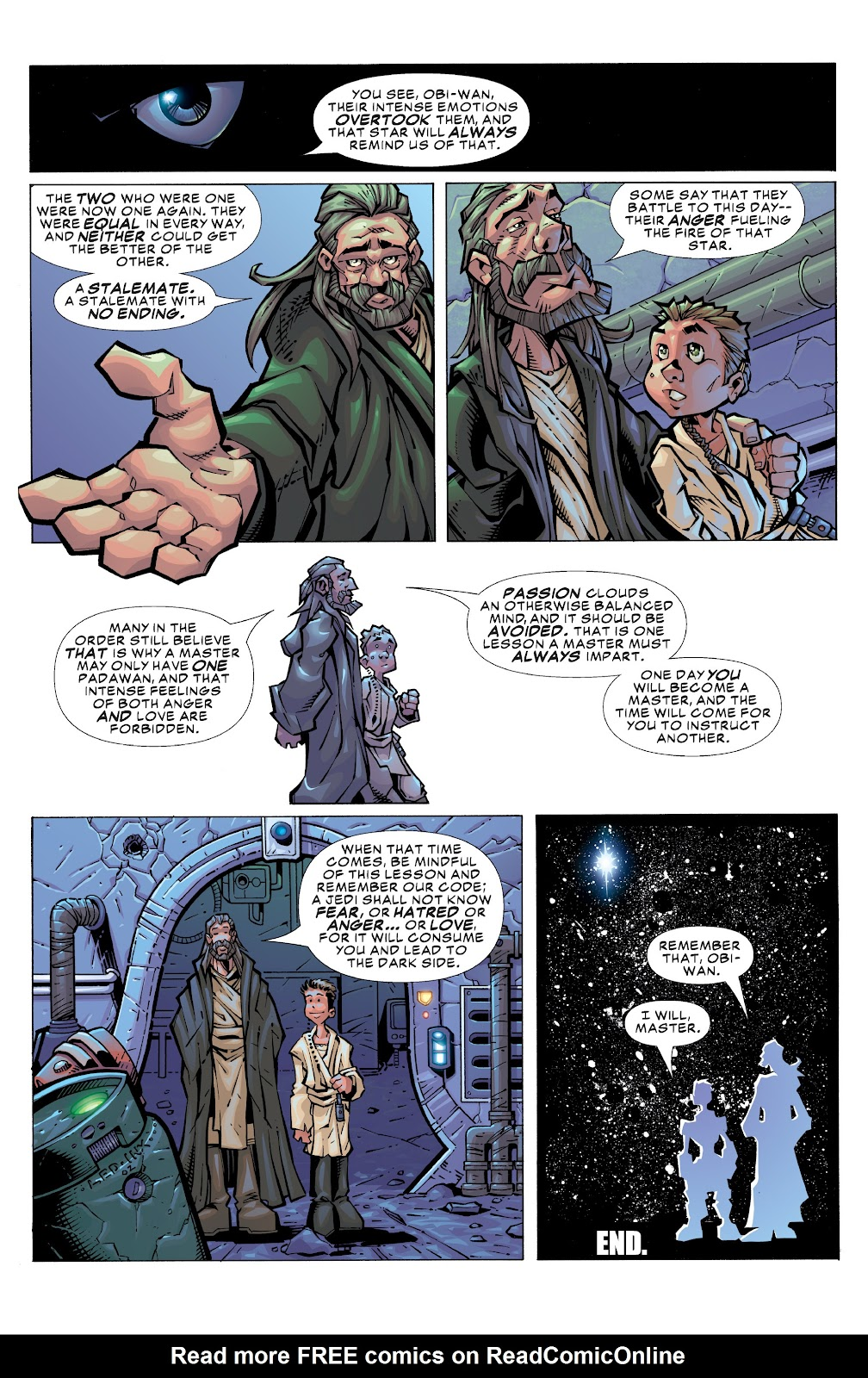 Read online Star Wars Legends: Rise of the Sith - Epic Collection comic -  Issue # TPB 1 (Part 3) - 9