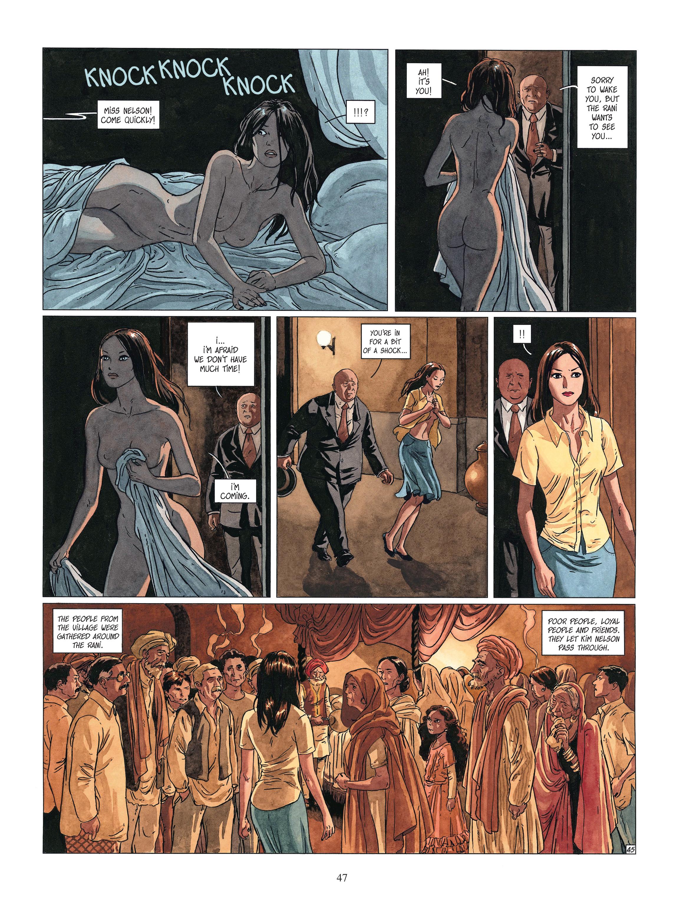 Read online Djinn comic -  Issue #13 - 48