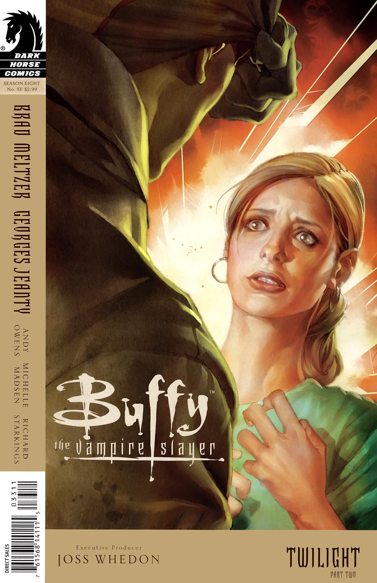 Buffy the Vampire Slayer Season Eight 33 Page 1