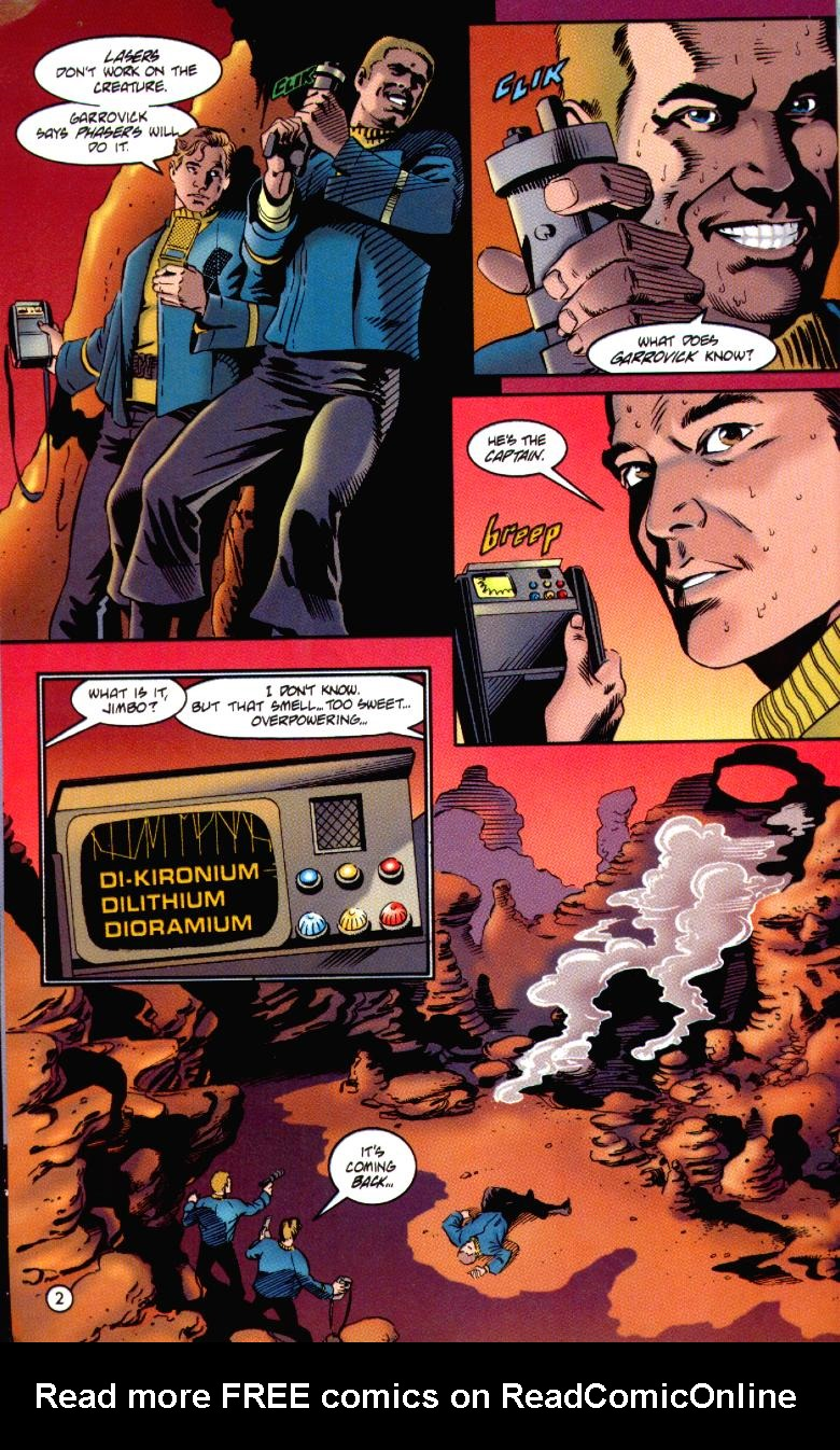 Read online Star Trek: The Ashes of Eden comic -  Issue # Full - 6