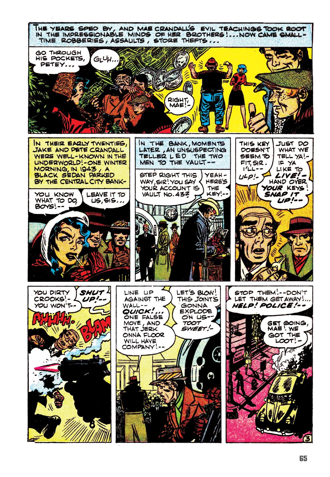 Read online The Joe Kubert Archives comic -  Issue # TPB (Part 1) - 76