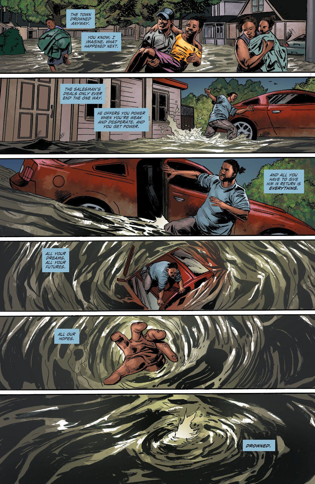 Read online The Curse of Brimstone: Ashes comic -  Issue # TPB (Part 1) - 74