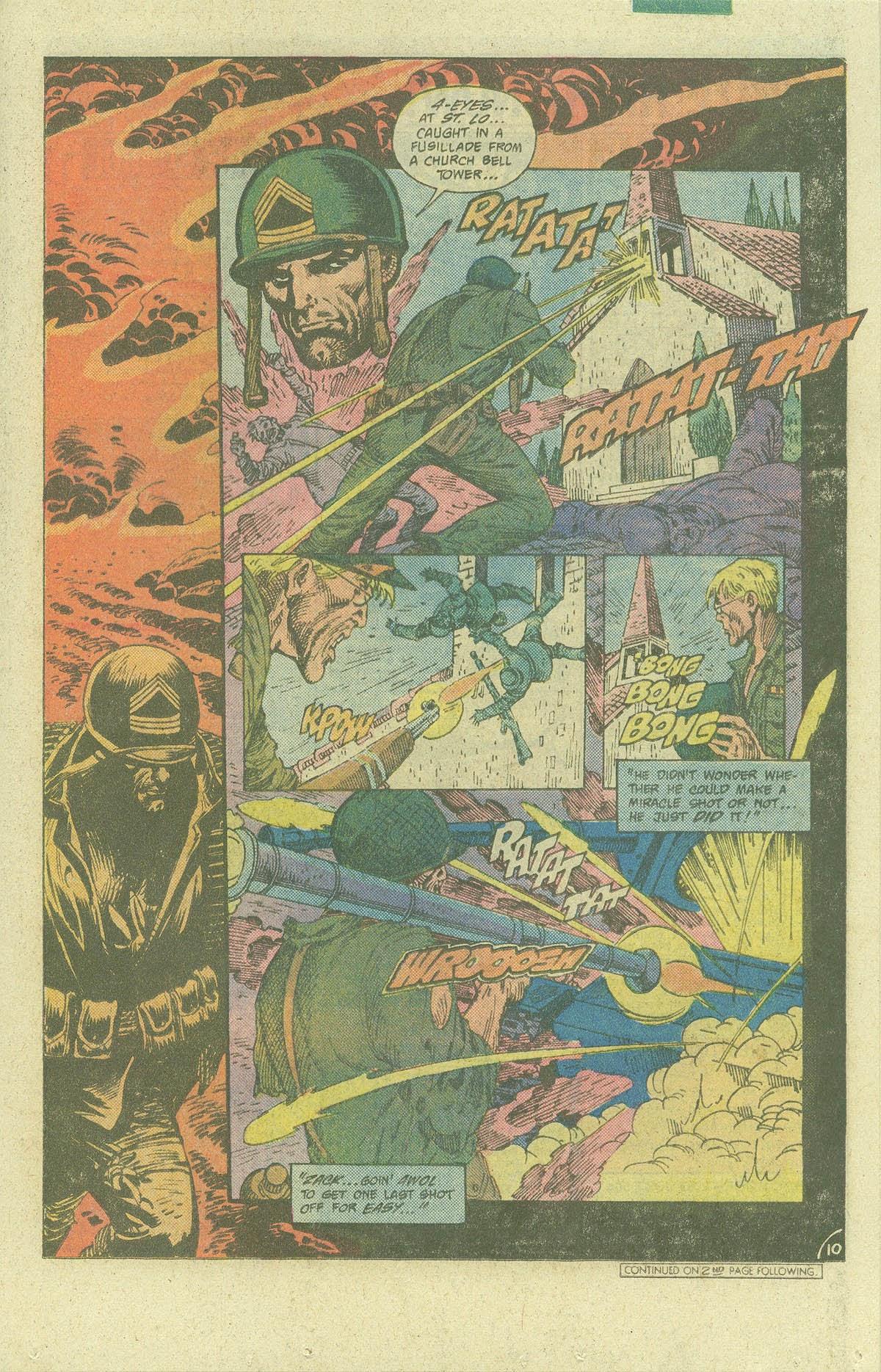 Read online Sgt. Rock comic -  Issue #400 - 12