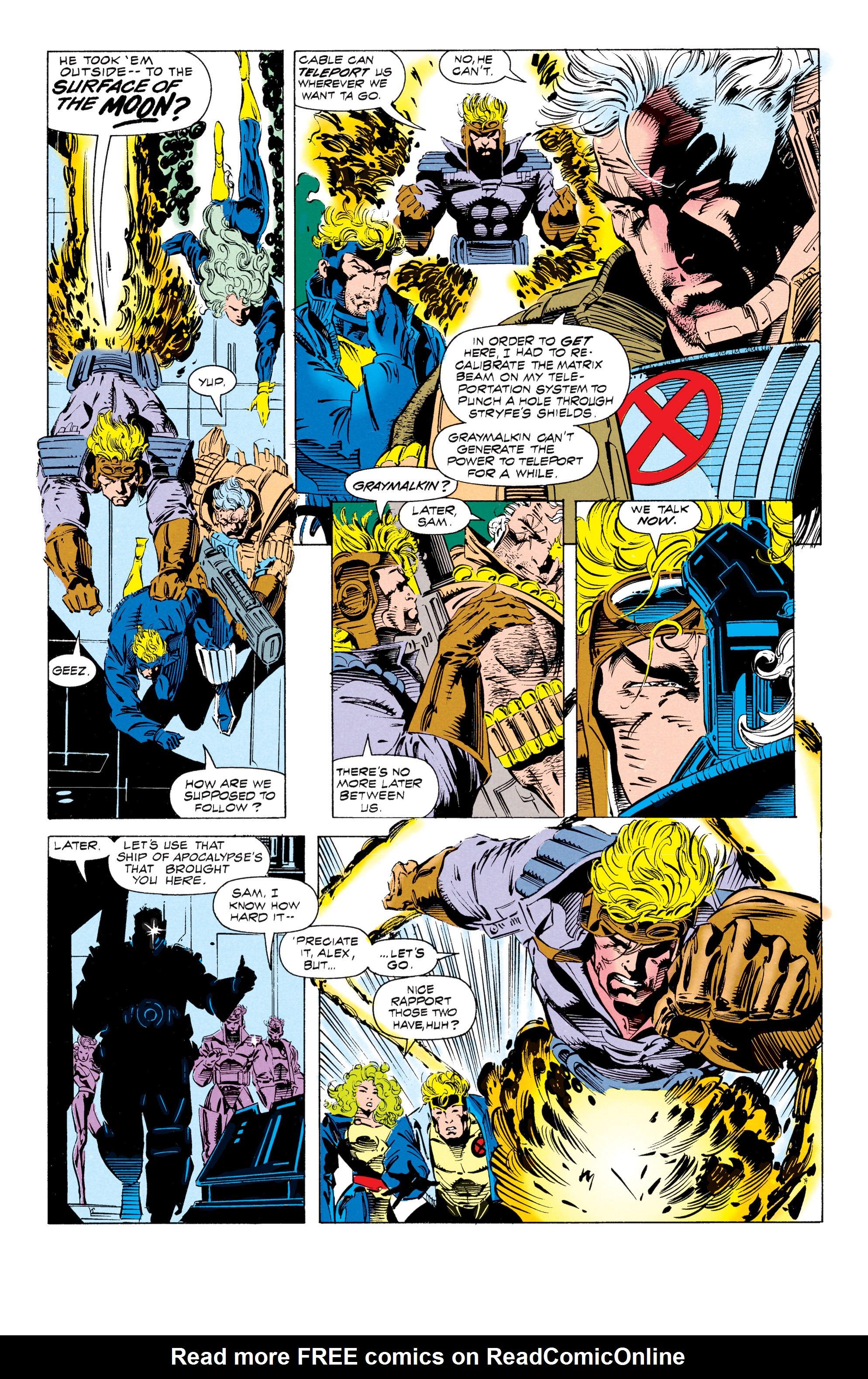 X-Men (1991) 16 Page 16