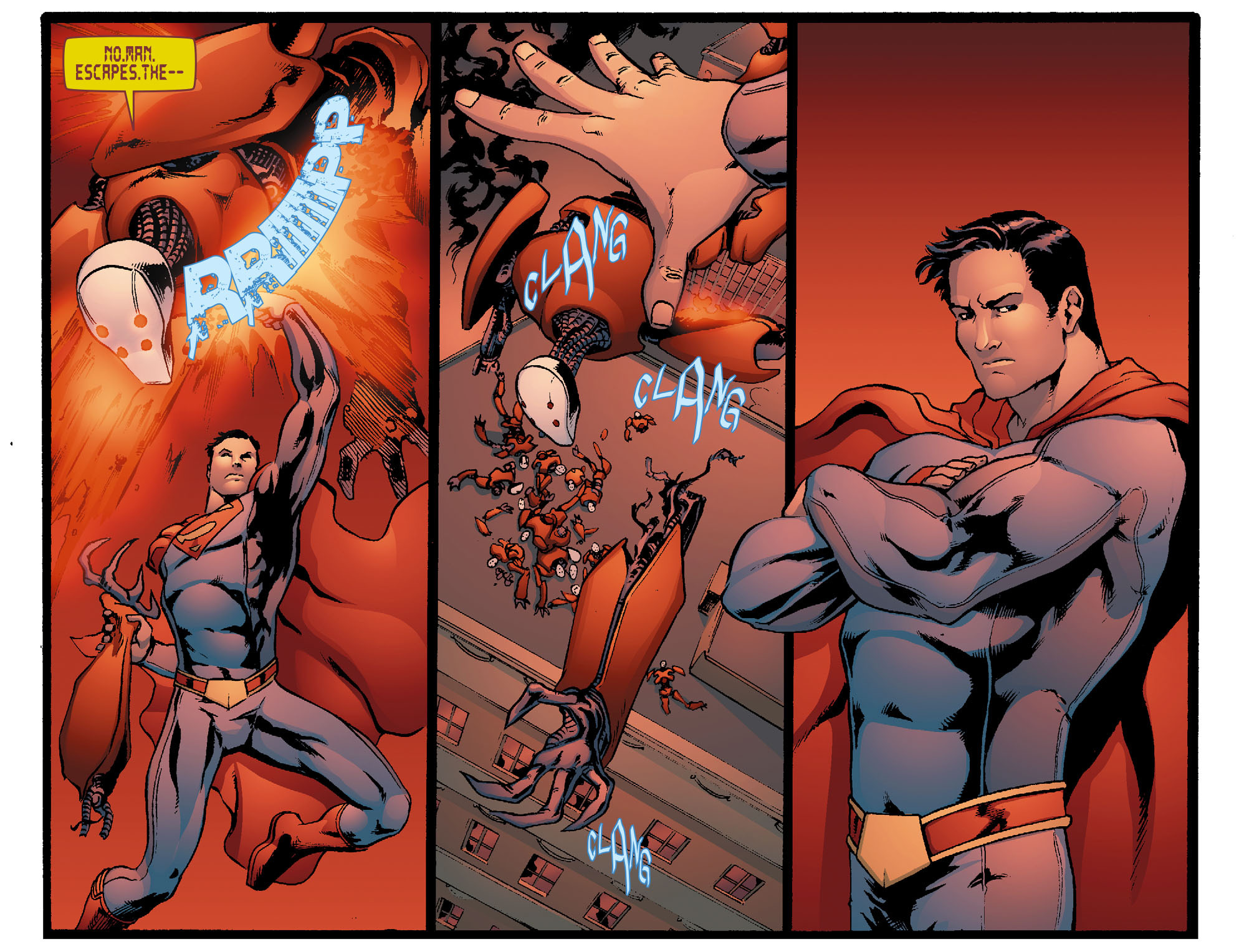 Read online Smallville: Chaos [II] comic -  Issue #4 - 11