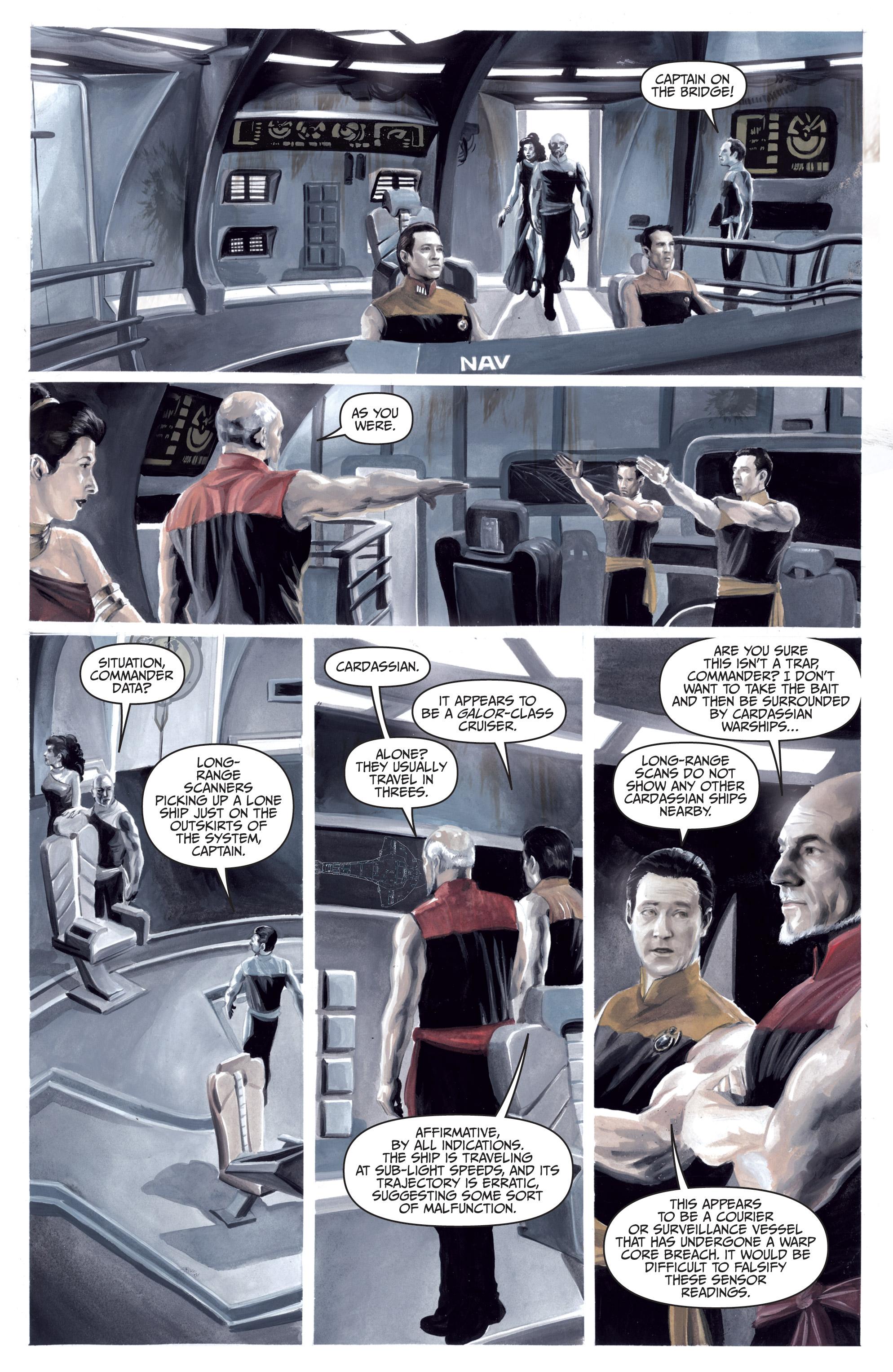 Read online Star Trek: Boldly Go comic -  Issue #8 - 31