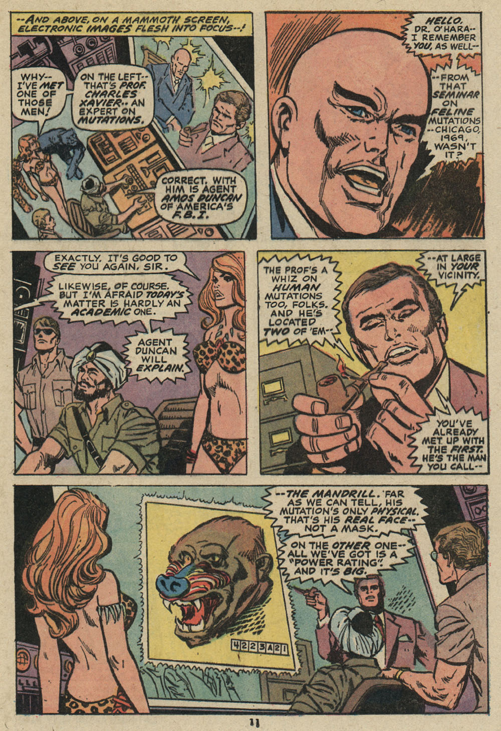 Shanna, the She-Devil (1972) issue 5 - Page 9
