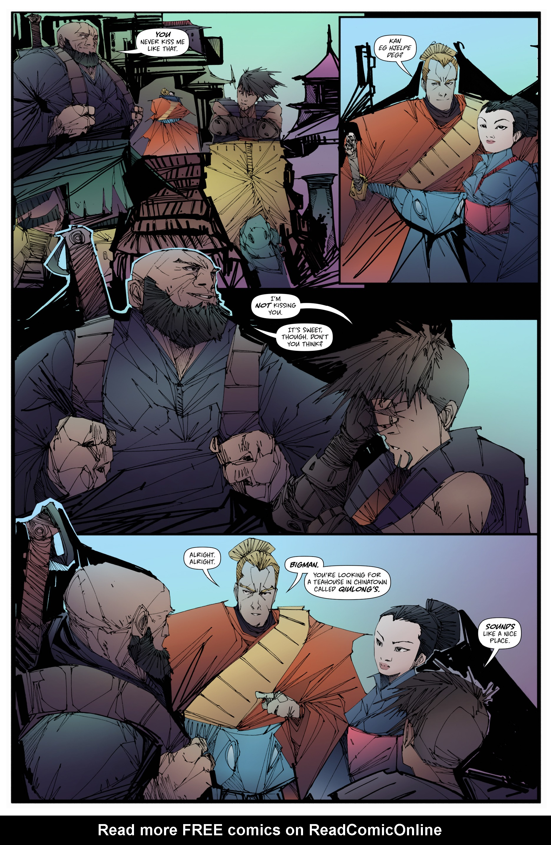 Read online Scrimshaw comic -  Issue #2 - 22