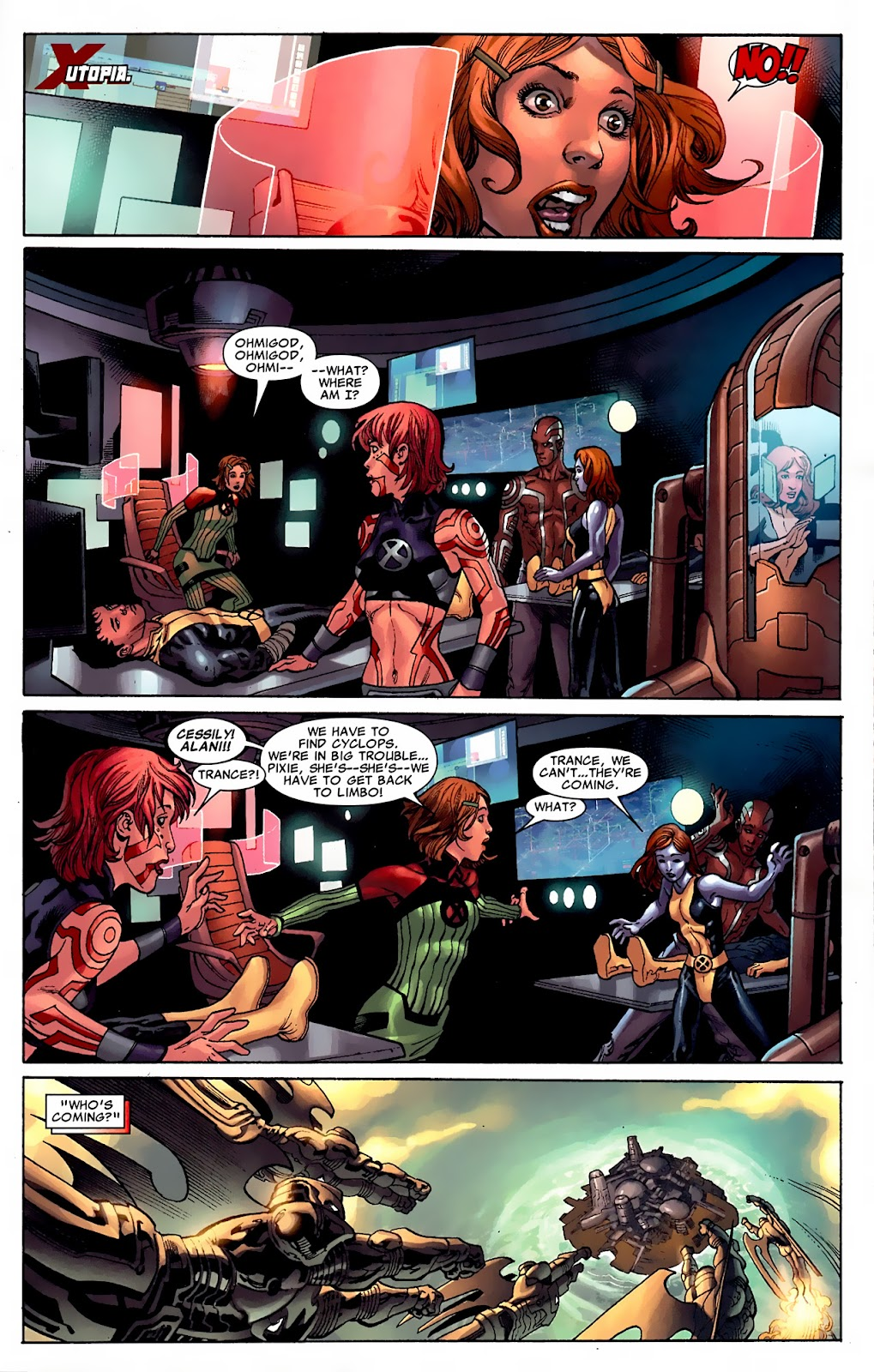 Read online X-Men: Second Coming Revelations comic -  Issue # TPB (Part 2) - 26