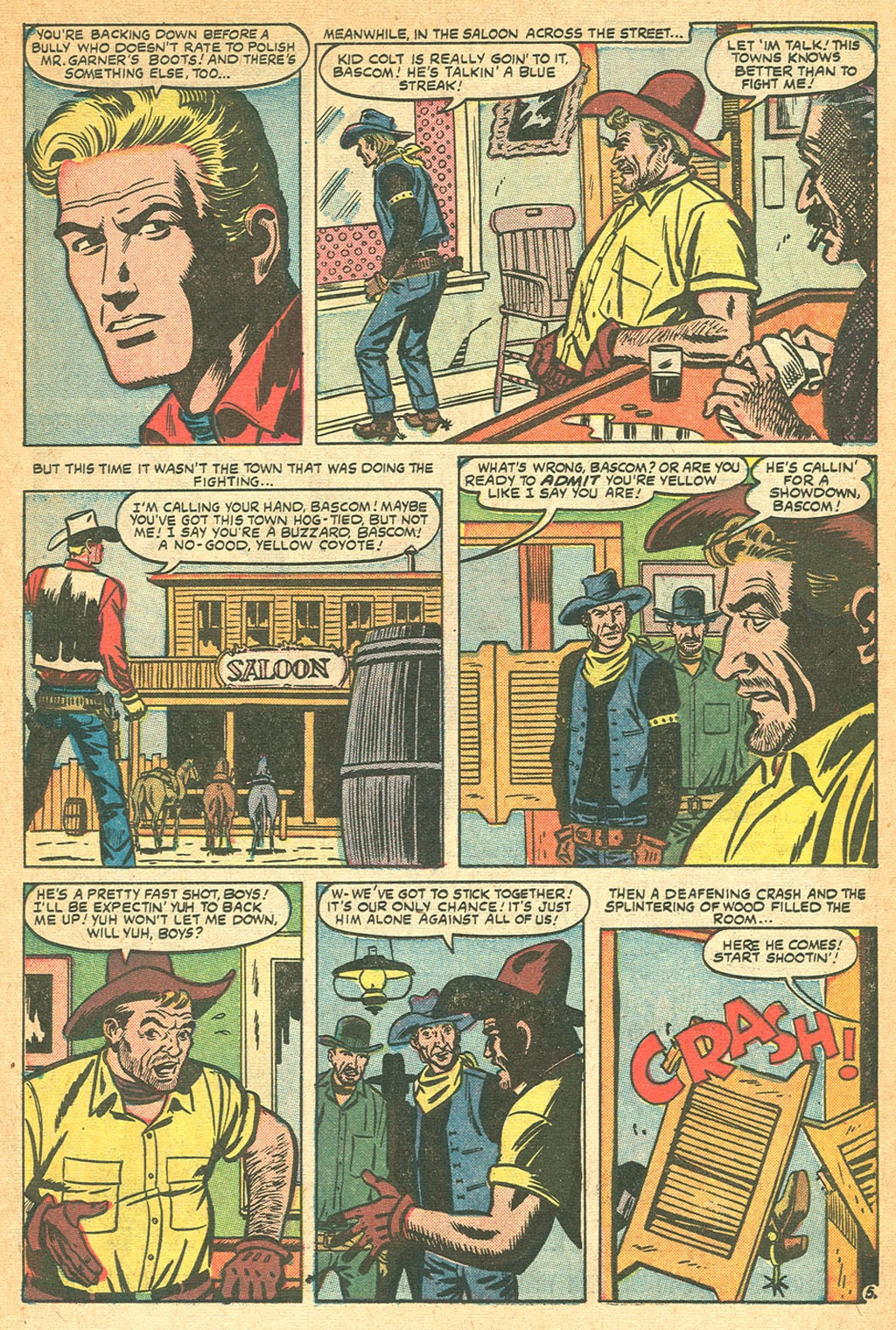 Kid Colt Outlaw issue 53 - Page 15