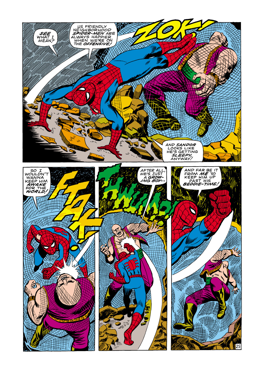 The Amazing Spider-Man (1963) _Annual_5 Page 25