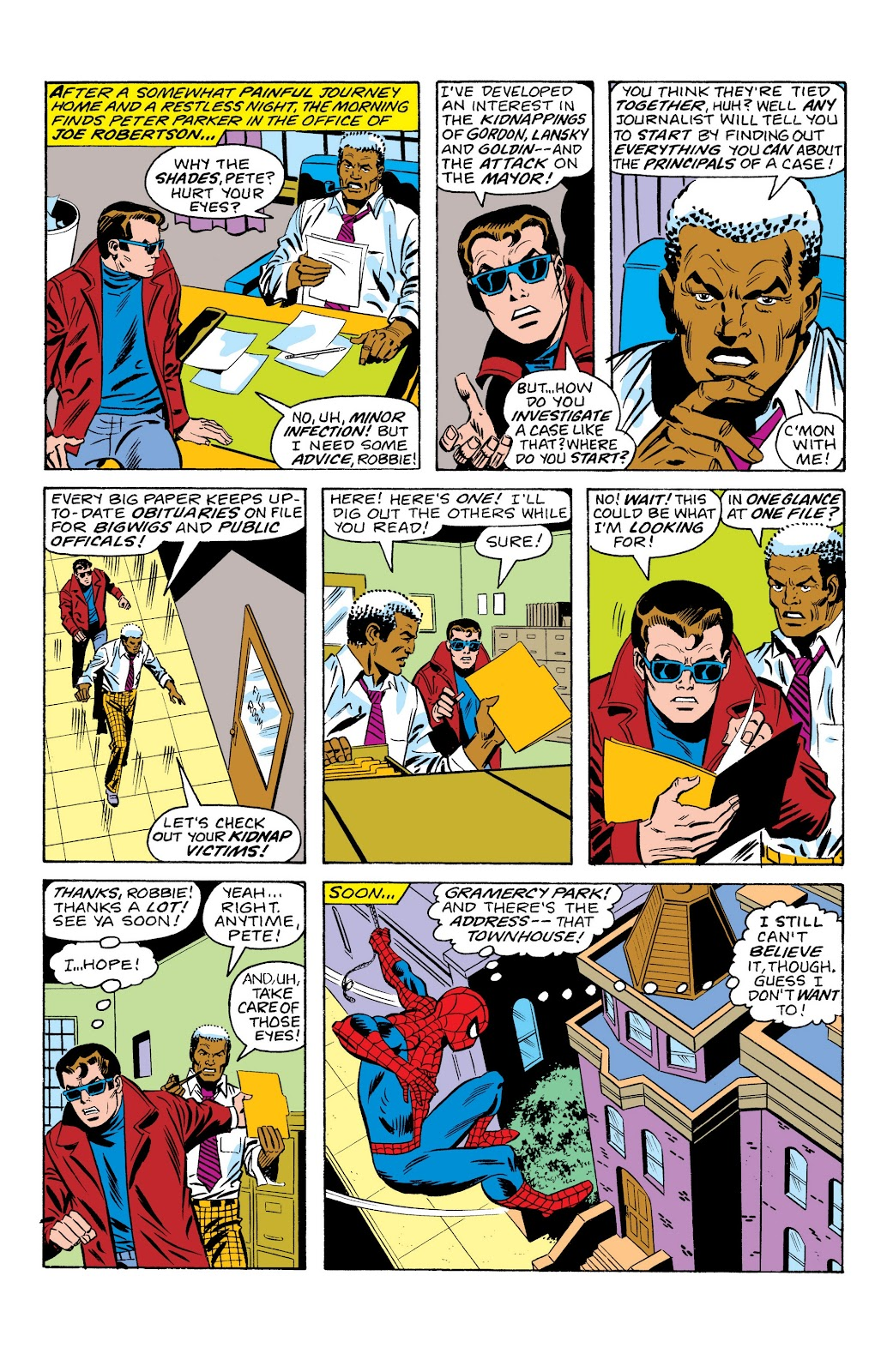 Read online Marvel Masterworks: The Spectacular Spider-Man comic -  Issue # TPB (Part 1) - 56