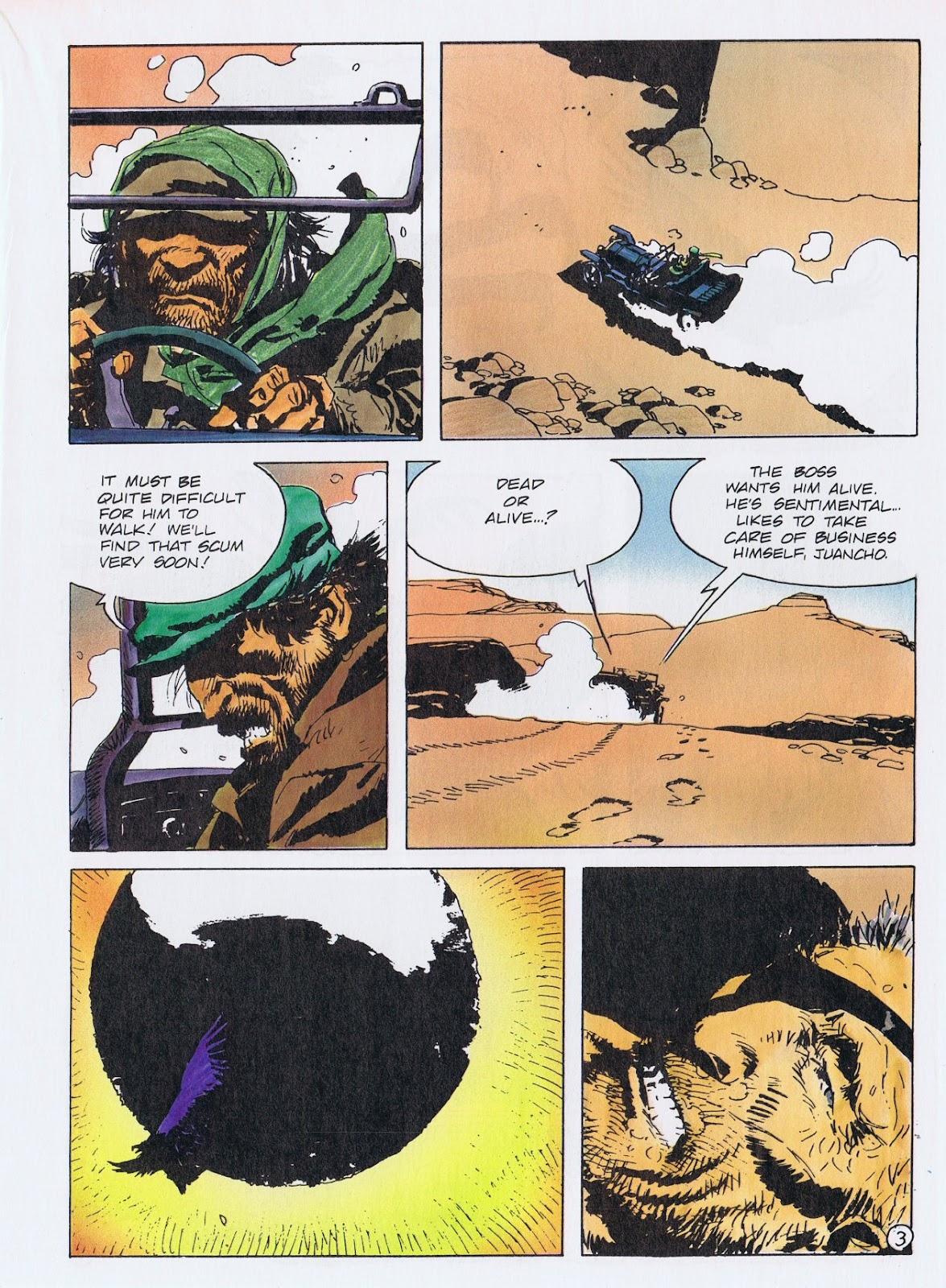 Read online Merchants of Death comic -  Issue #2 - 23