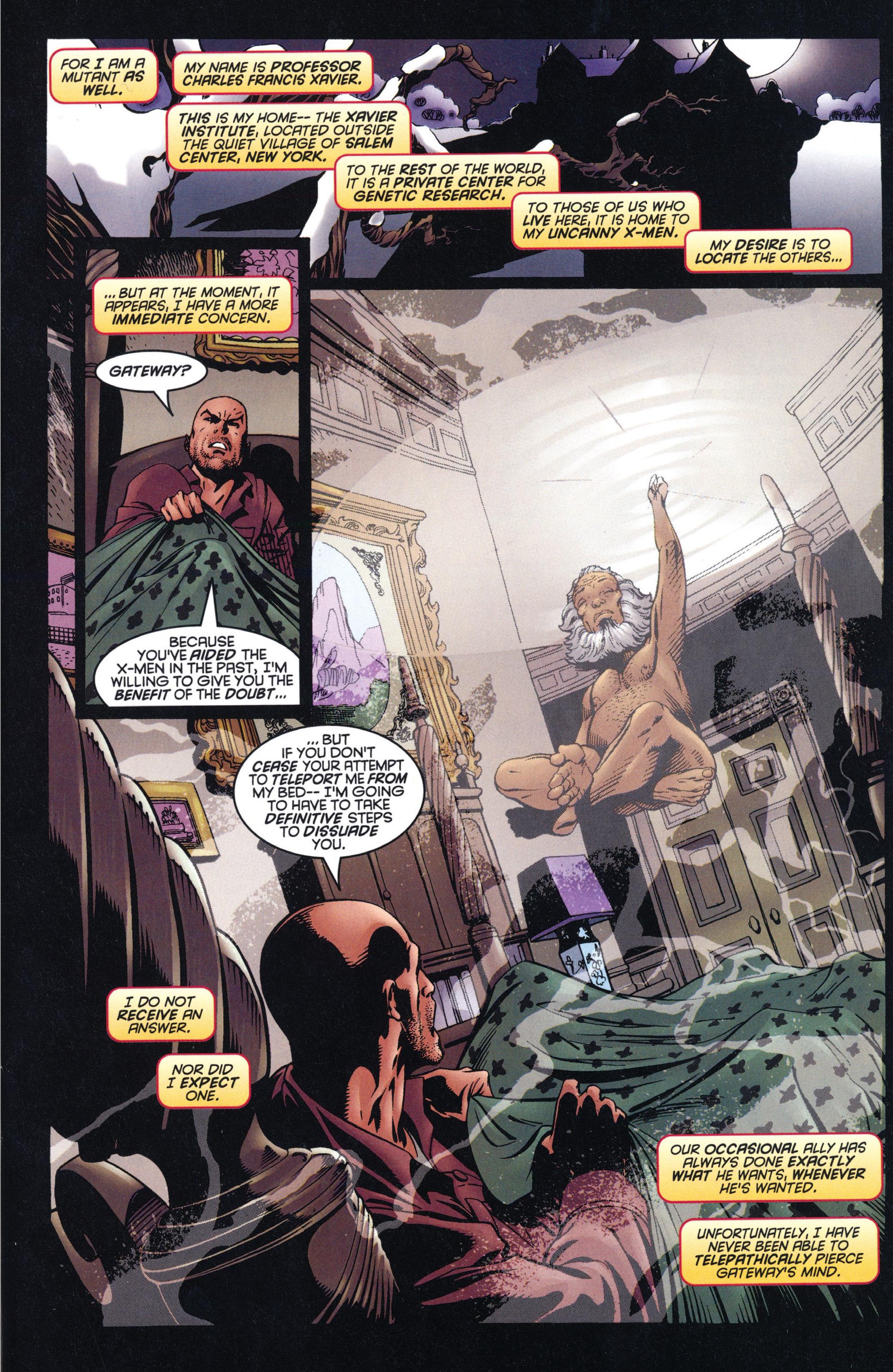 X-Men (1991) 50 Page 7