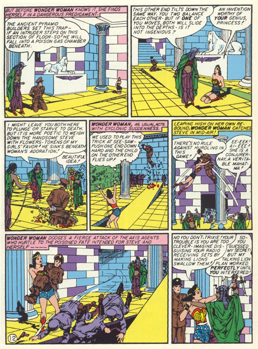 Sensation (Mystery) Comics issue 17 - Page 14