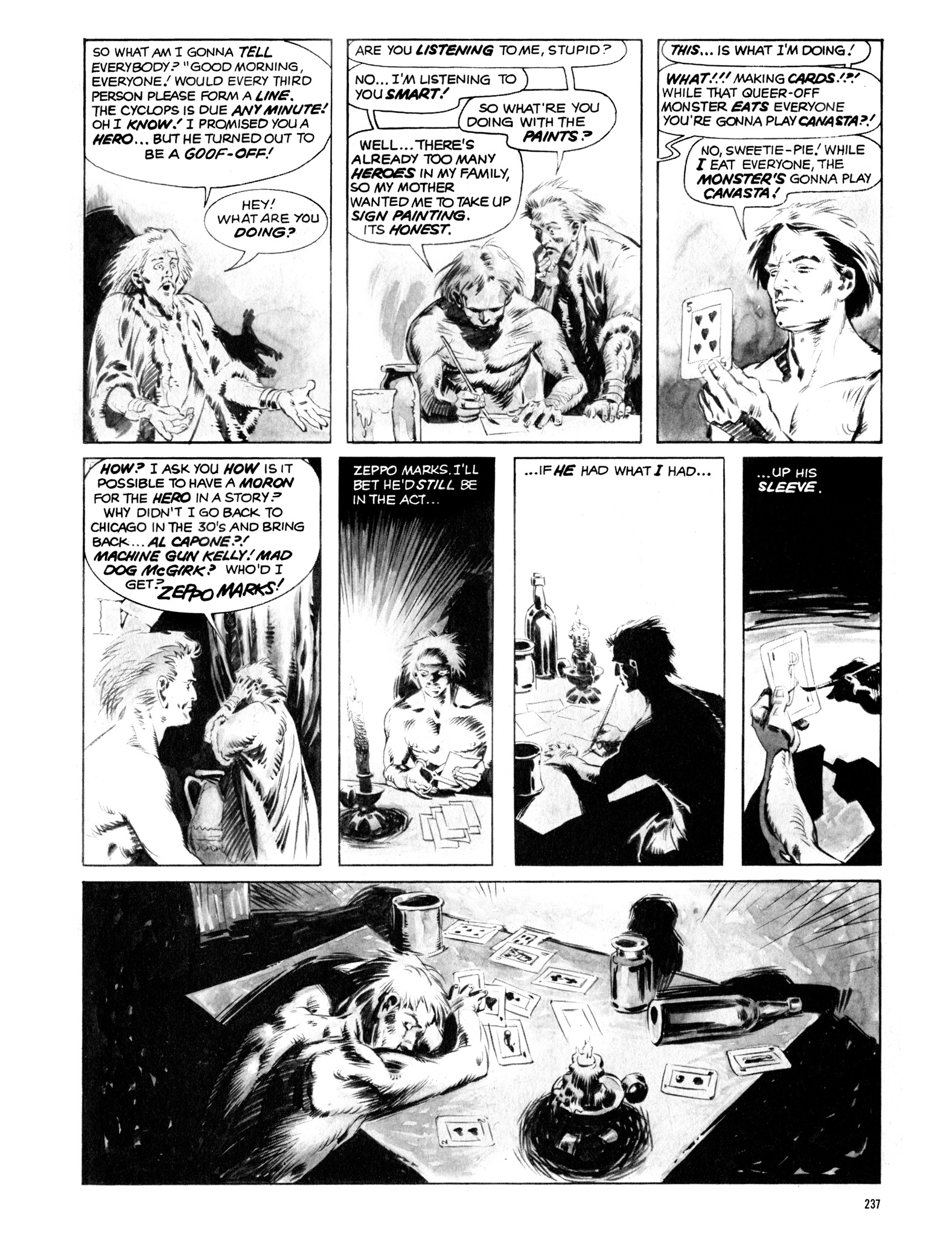 Read online Eerie Archives comic -  Issue # TPB 14 - 238