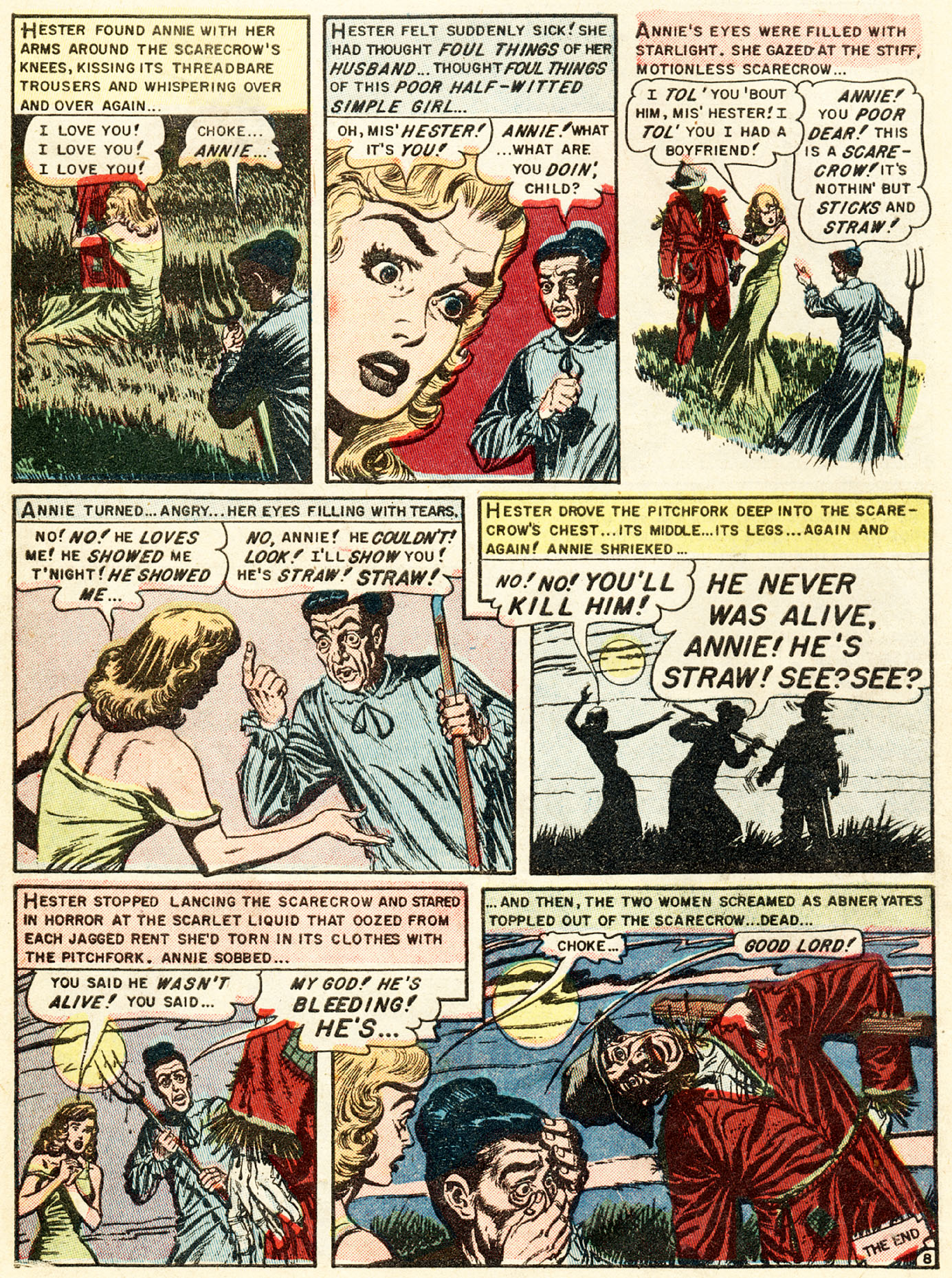 Read online Shock SuspenStories comic -  Issue #17 - 10