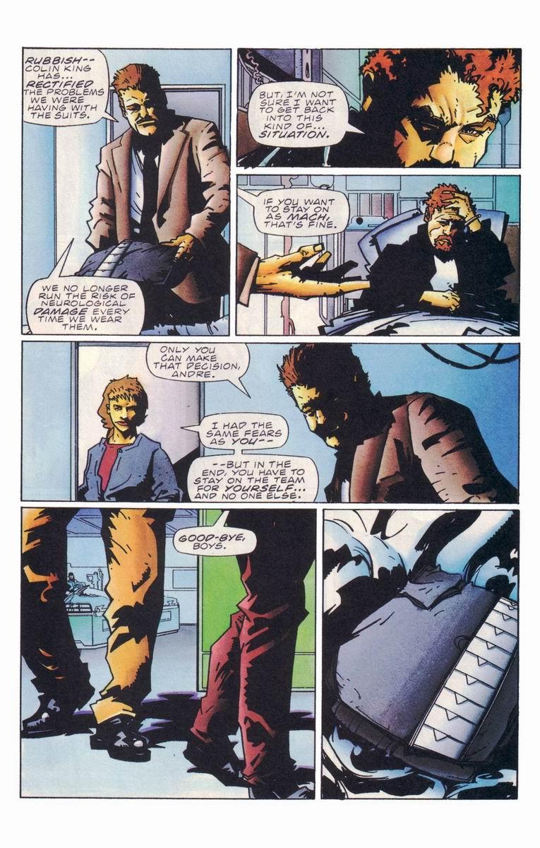 Read online Secret Weapons comic -  Issue #18 - 15