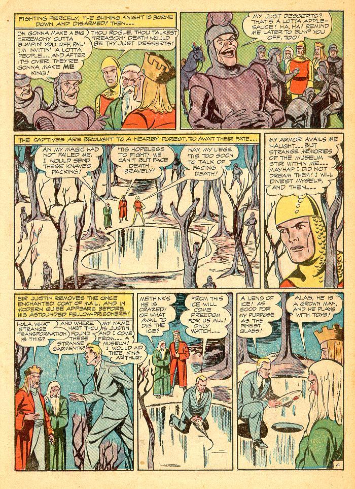 Read online Adventure Comics (1938) comic -  Issue #91 - 23
