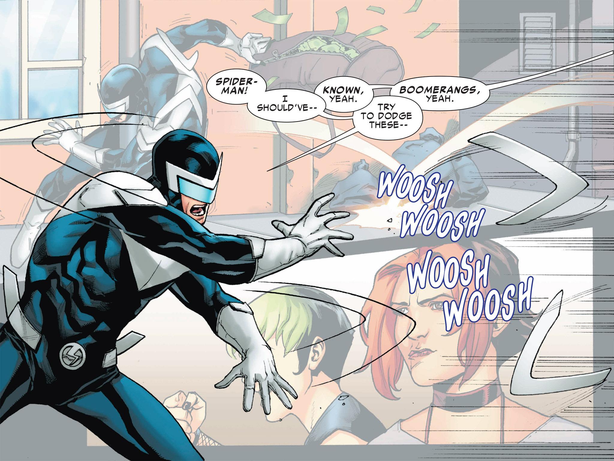 Read online Ultimate Spider-Man (Infinite Comics) (2016) comic -  Issue #2 - 24