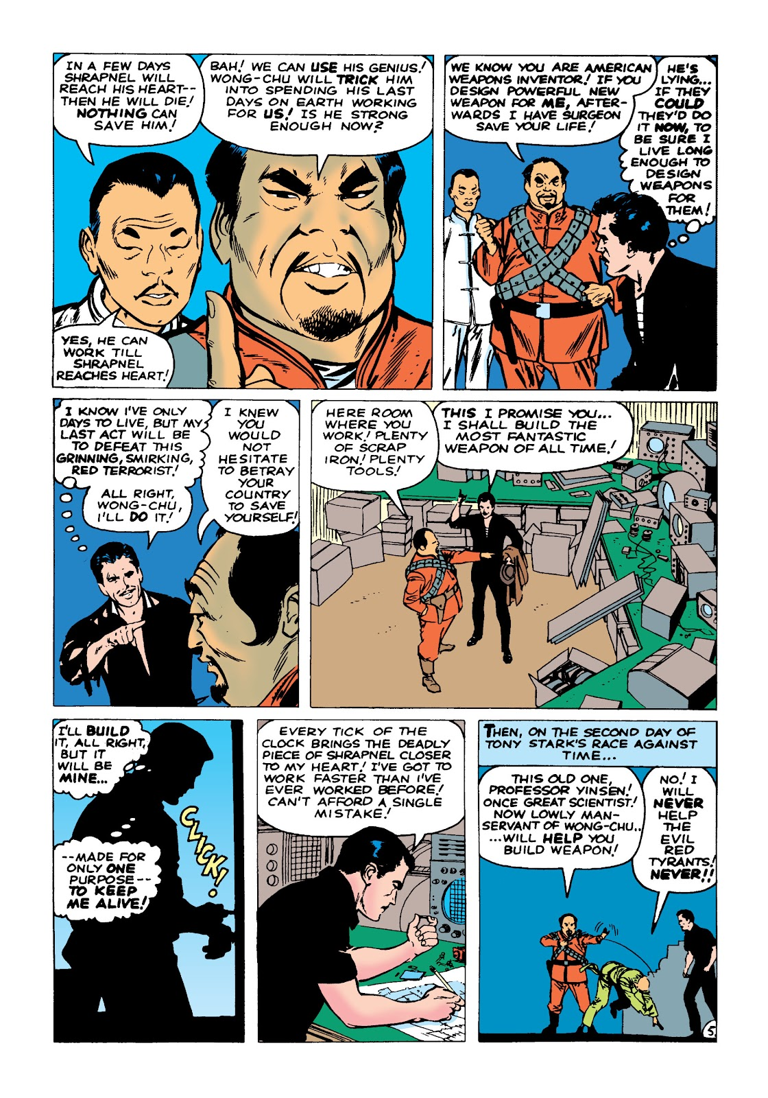 Tales of Suspense (1959) issue 39 - Page 6