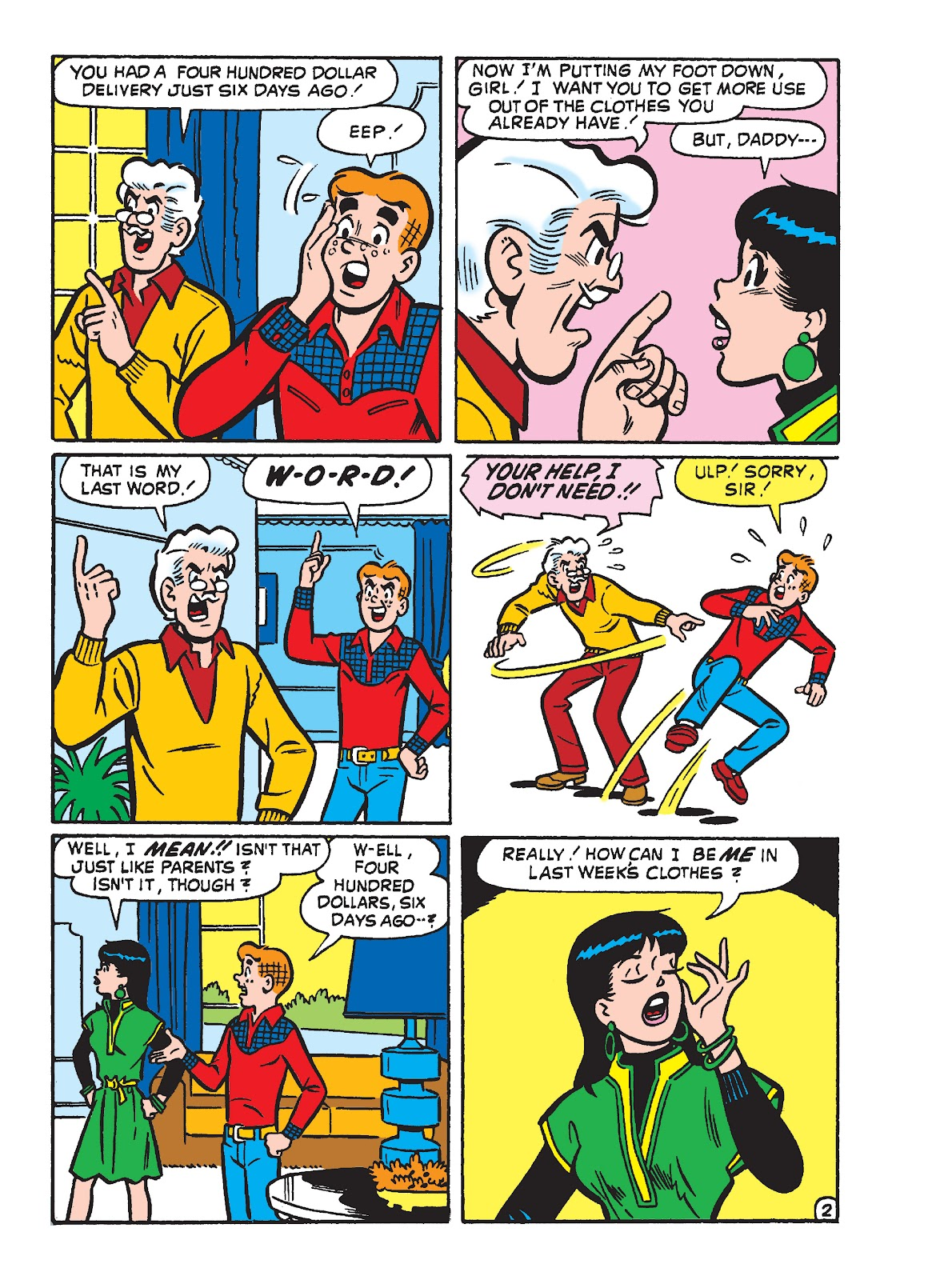 Betty and Veronica Double Digest issue 291 - Page 13