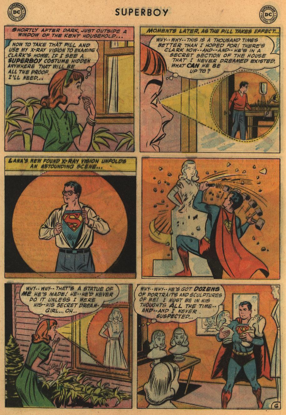Superboy (1949) issue 64 - Page 16