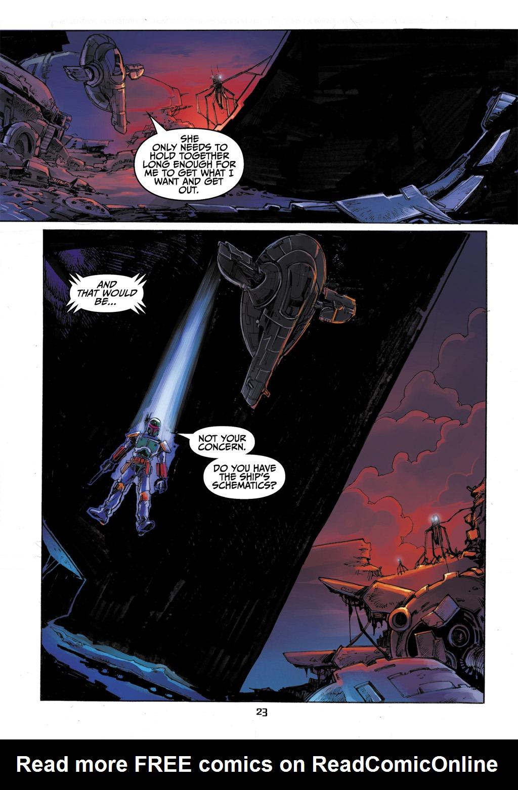 Read online Star Wars Omnibus comic -  Issue # Vol. 33 - 341