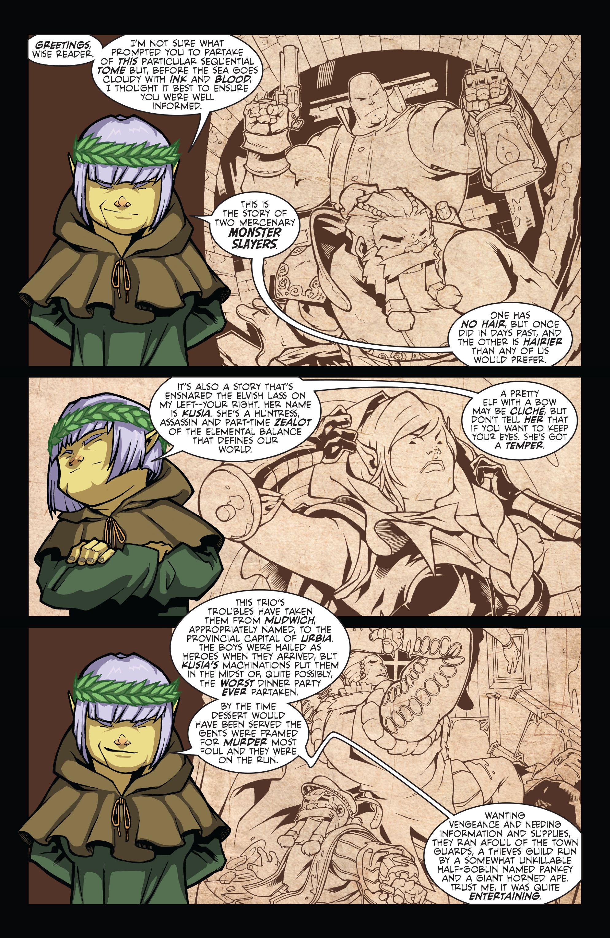 Read online Skullkickers comic -  Issue #13 - 3
