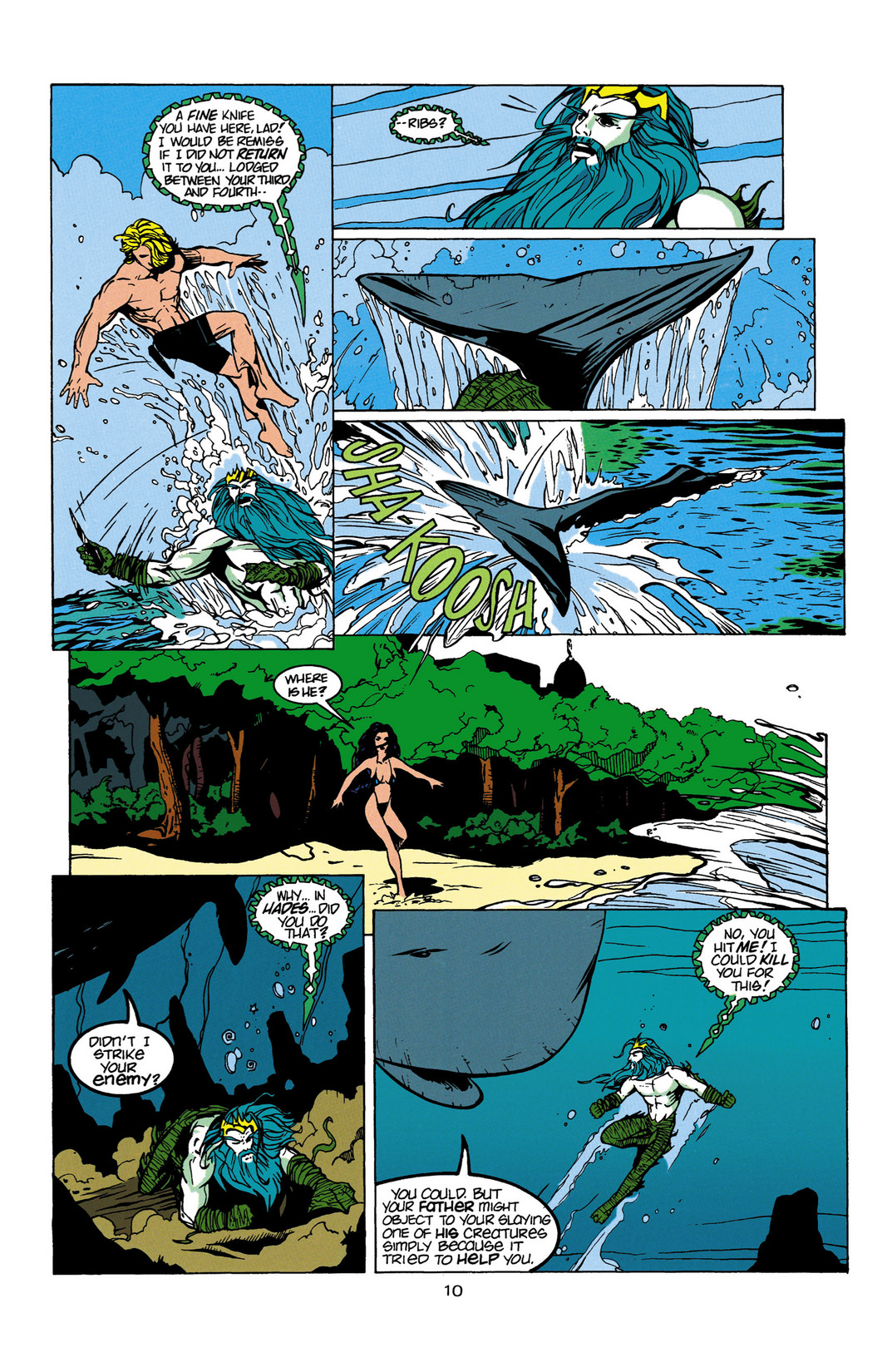 Read online Aquaman (1994) comic -  Issue #Aquaman (1994) _Annual 1 - 11