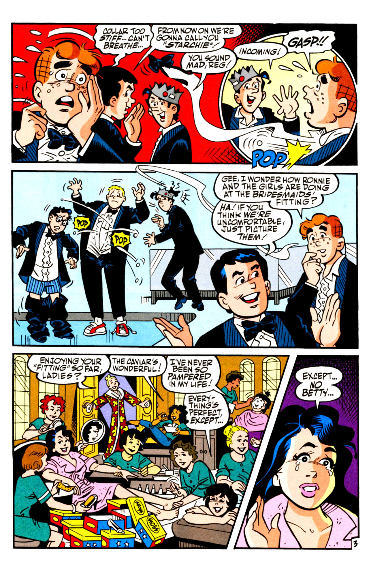Read online Archie (1960) comic -  Issue #601 - 6