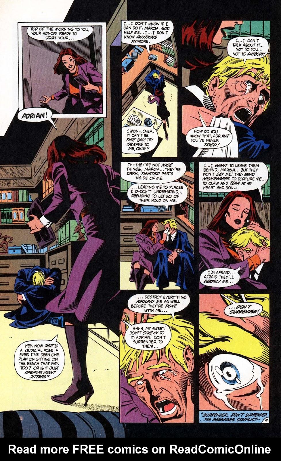 Vigilante (1983) issue 20 - Page 10