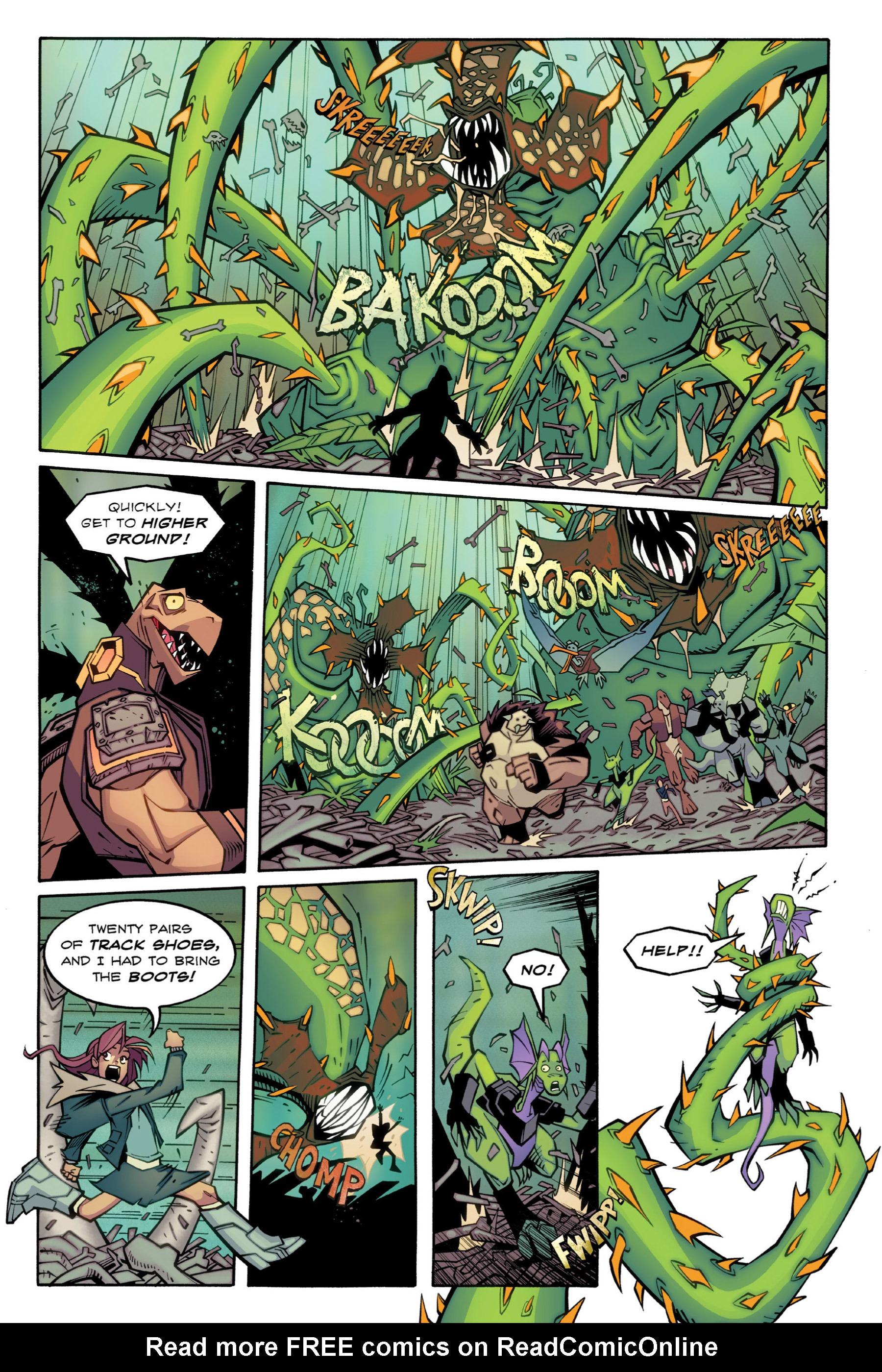 Read online Rexodus comic -  Issue # Full - 74