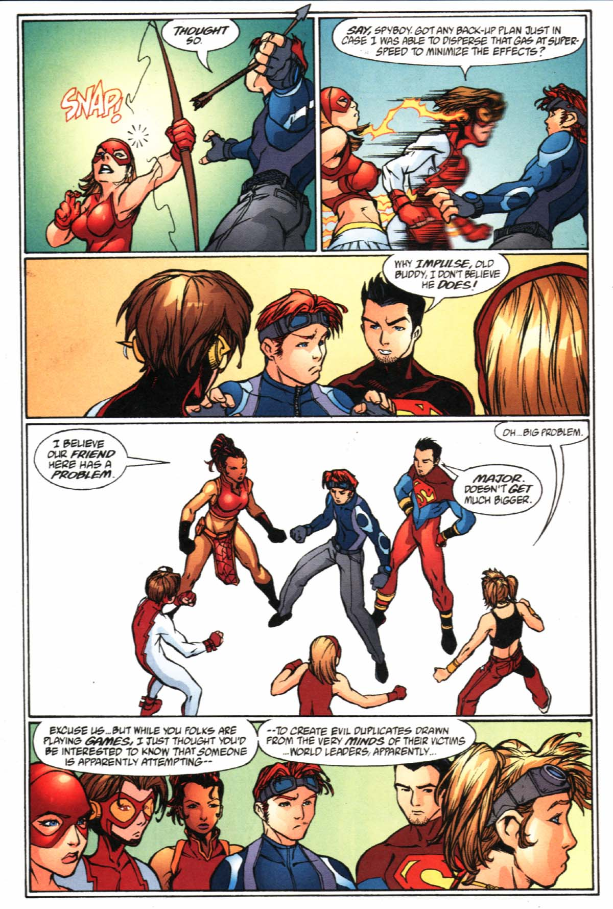 Read online SpyBoy/Young Justice comic -  Issue #2 - 14