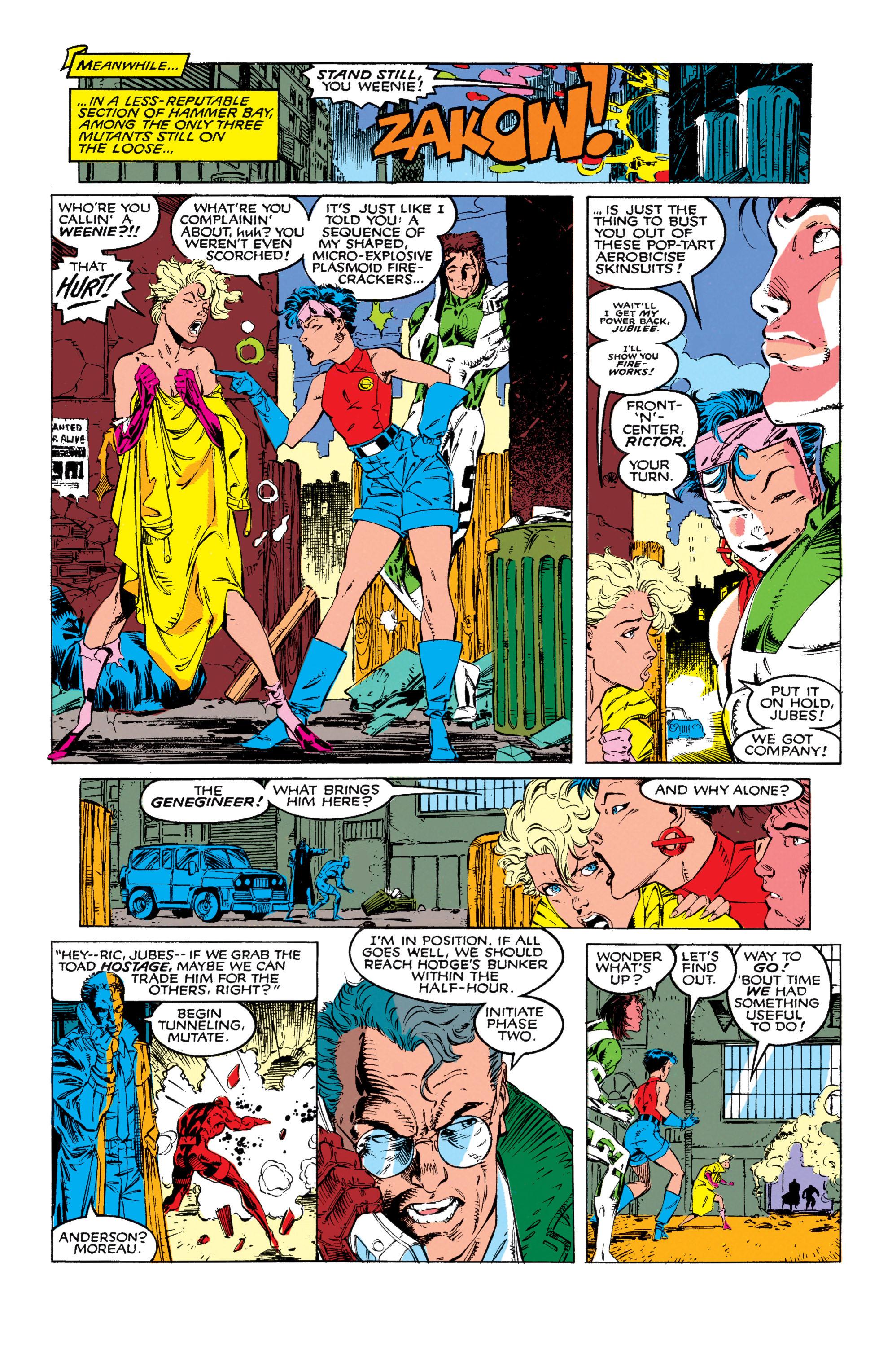 Read online Uncanny X-Men (1963) comic -  Issue #272 - 14