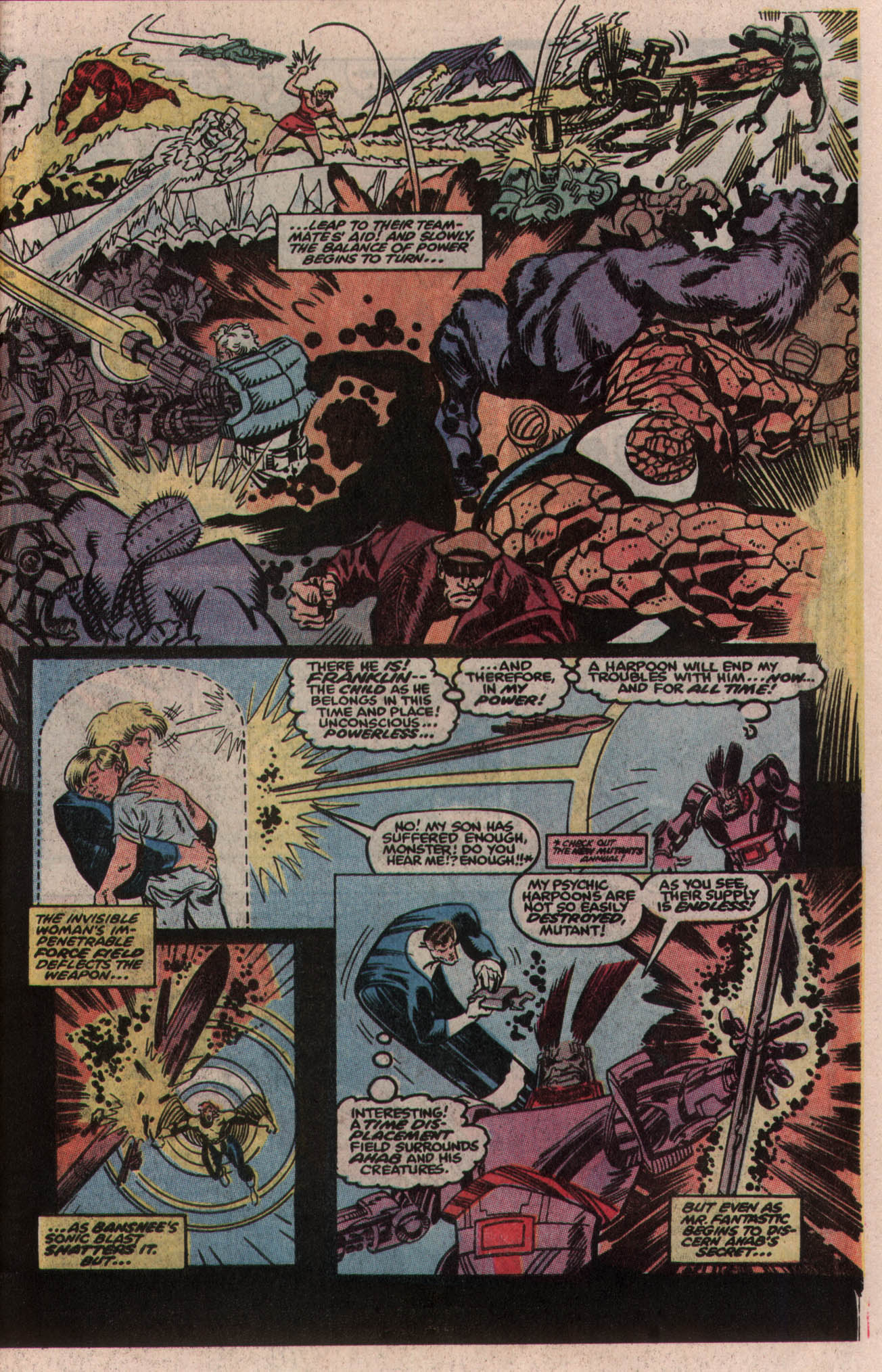 Read online X-Factor (1986) comic -  Issue # _ Annual 5 - 34