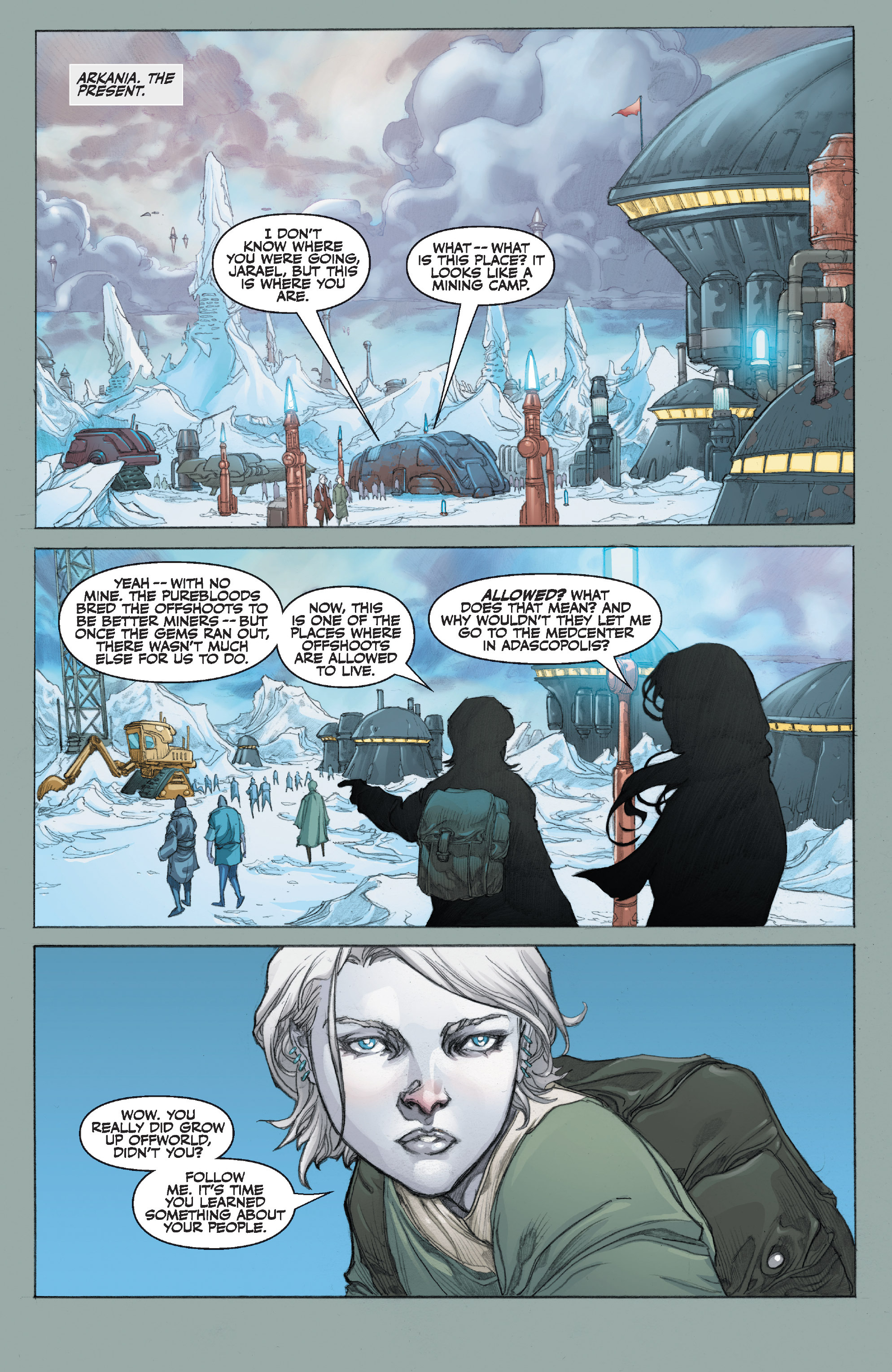 Read online Star Wars Omnibus comic -  Issue # Vol. 29 - 353