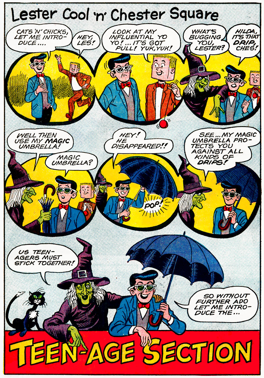 Archie's Madhouse issue 23 - Page 15