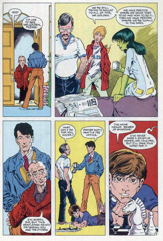 Elementals (1984) issue 1 - Page 7