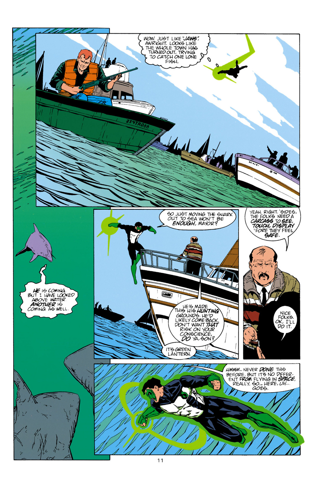 Read online Aquaman (1994) comic -  Issue #10 - 12