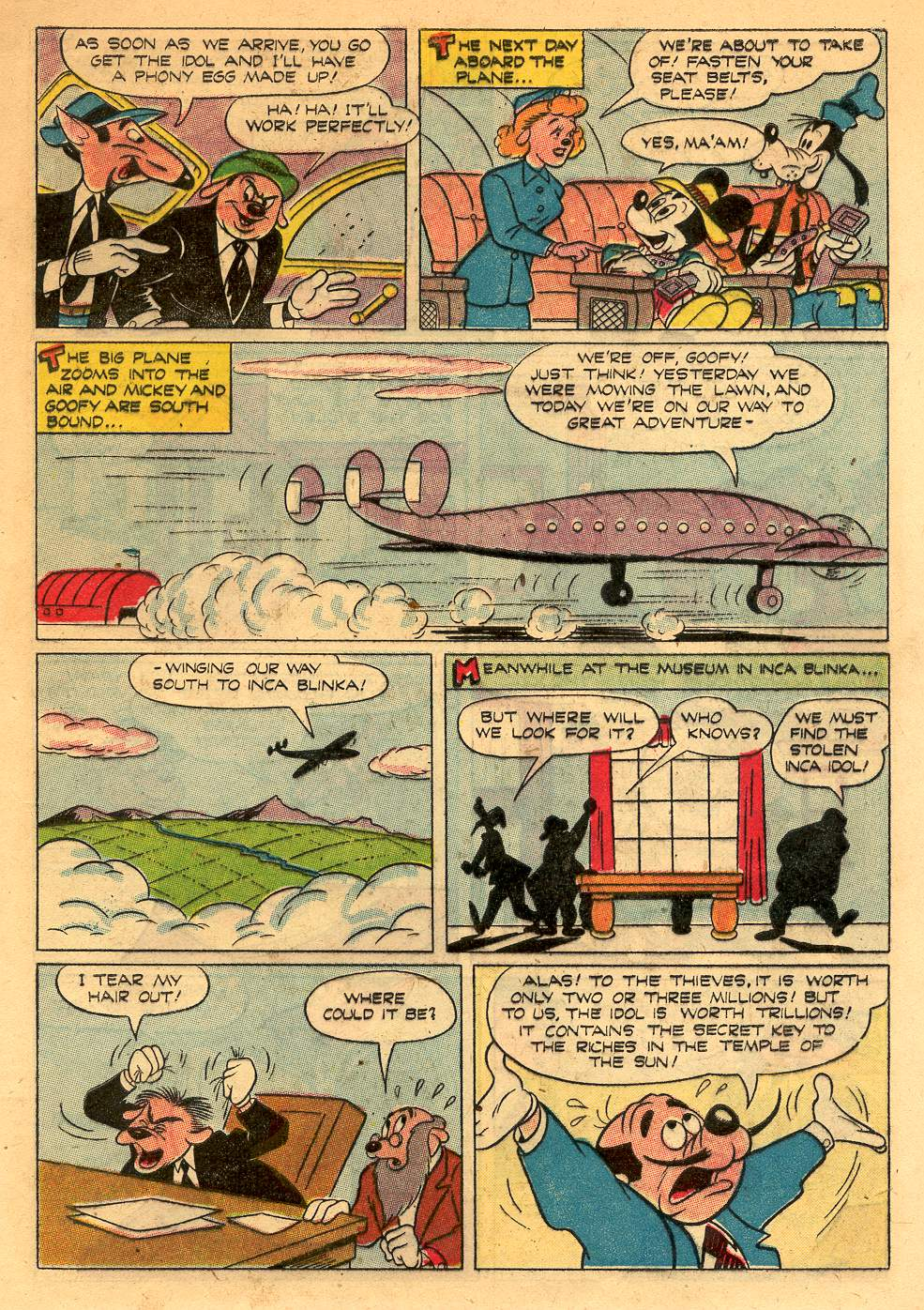 Four Color Comics issue 371 - Page 5