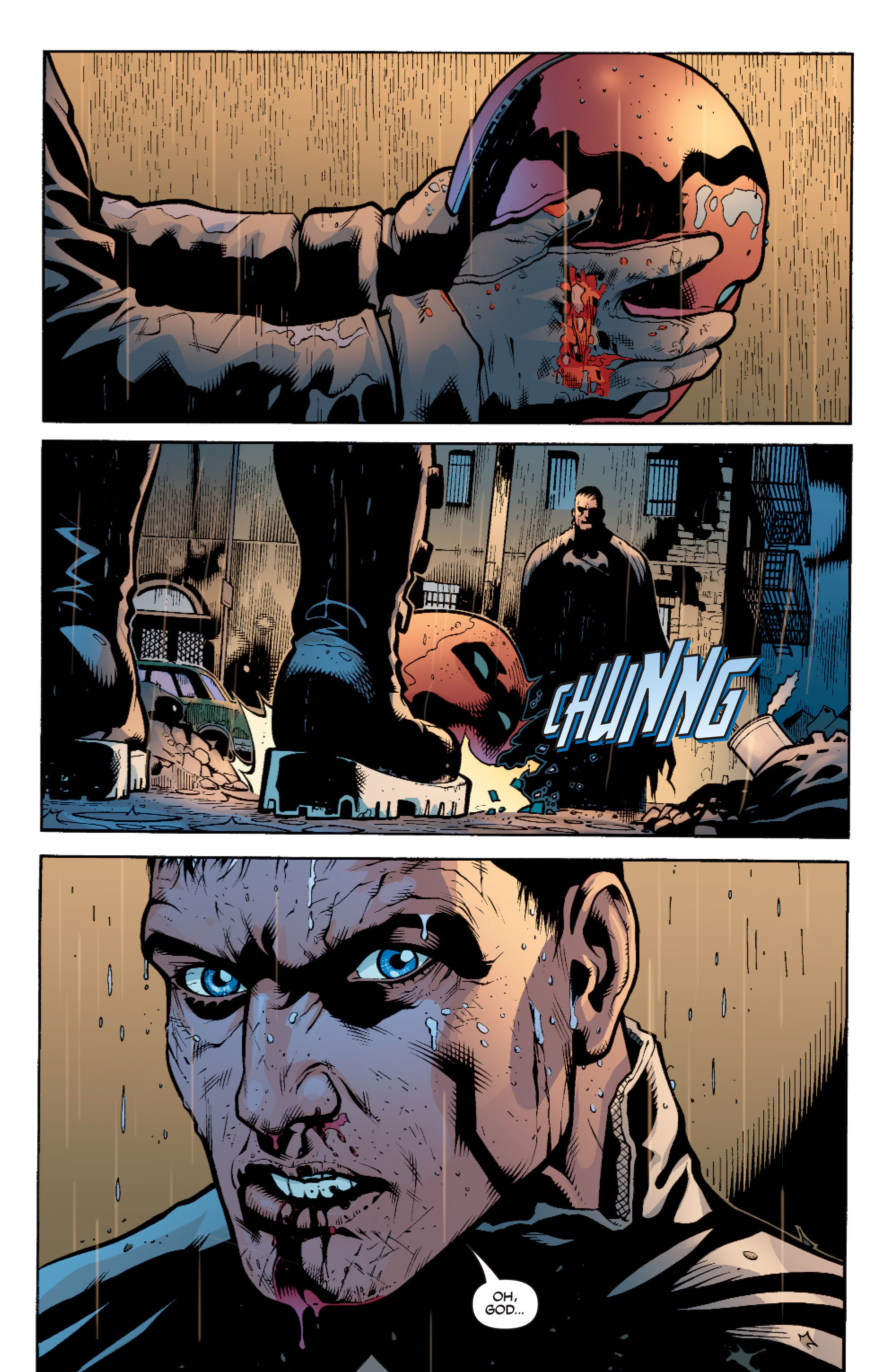 Read online Batman: Under The Red Hood comic -  Issue # Full - 17