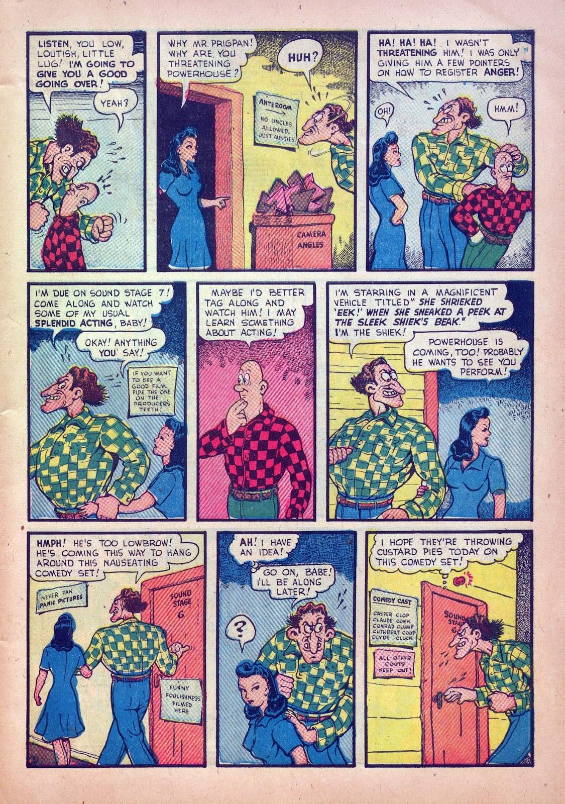 Read online Joker Comics comic -  Issue #12 - 5