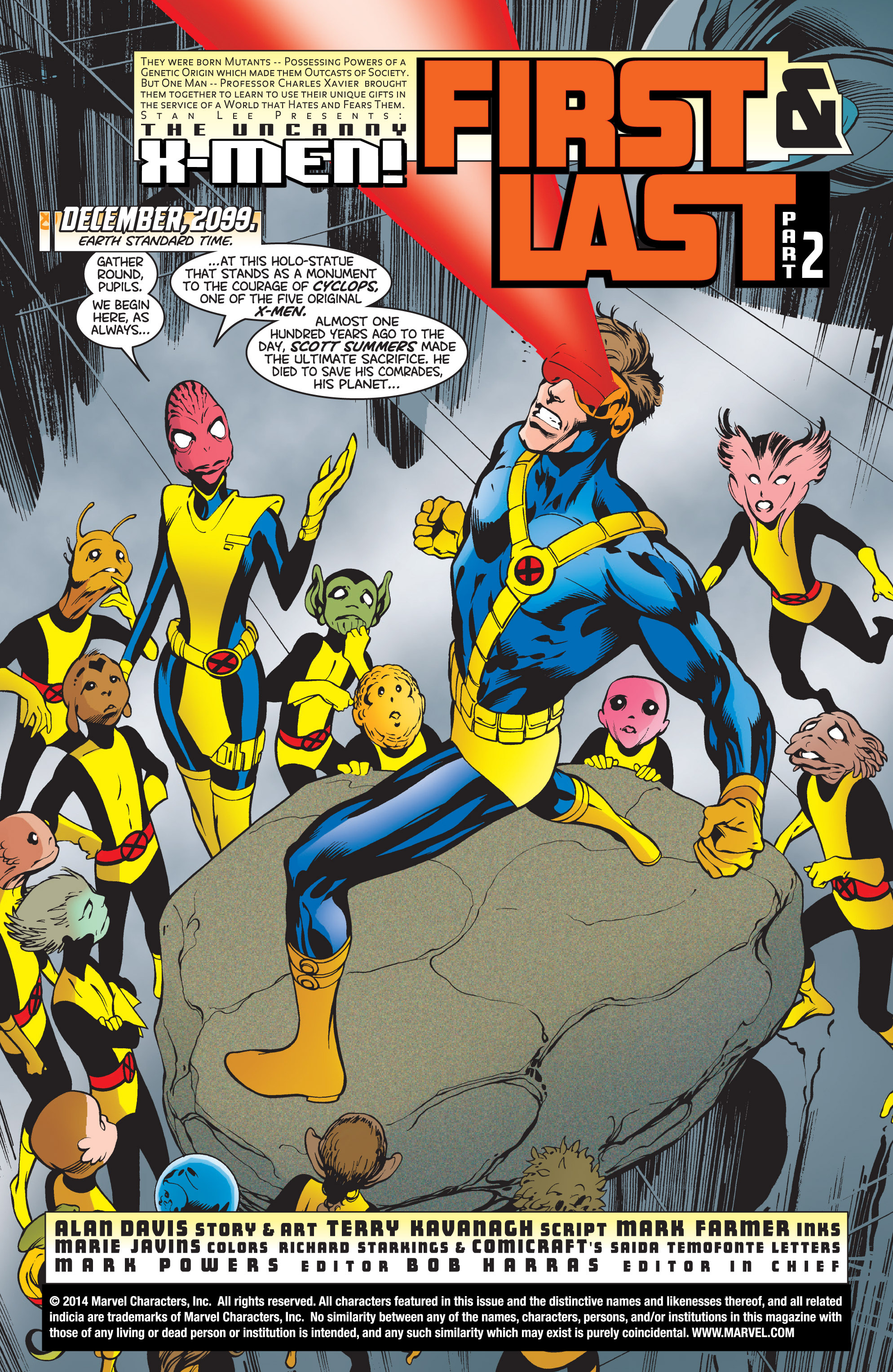 X-Men (1991) 98 Page 1