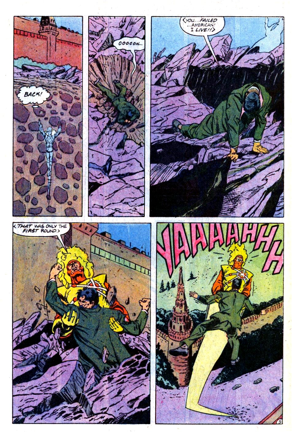 Firestorm, the Nuclear Man issue 73 - Page 6