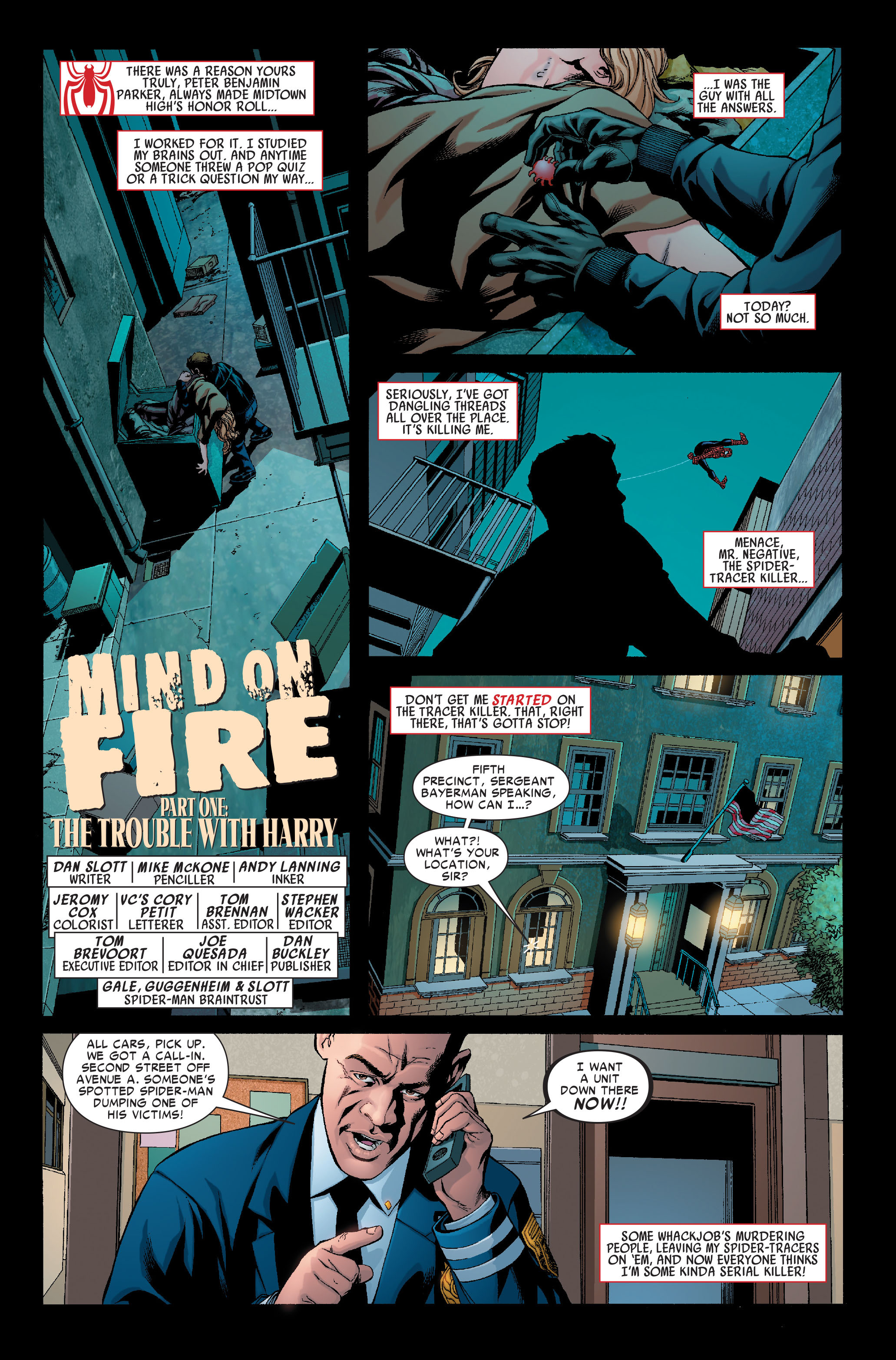 The Amazing Spider-Man (1963) 581 Page 2