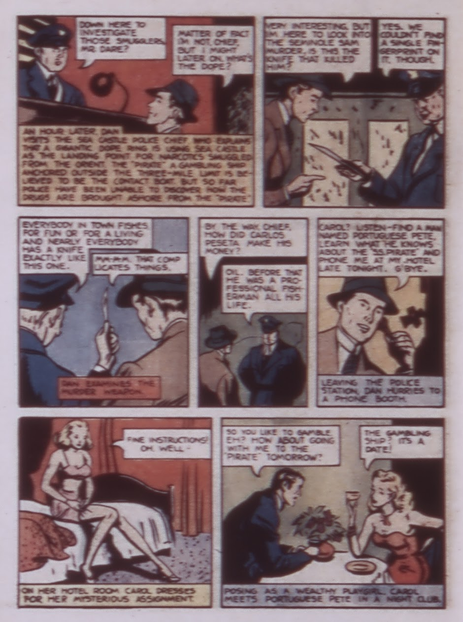 Read online WHIZ Comics comic -  Issue #1 - 60